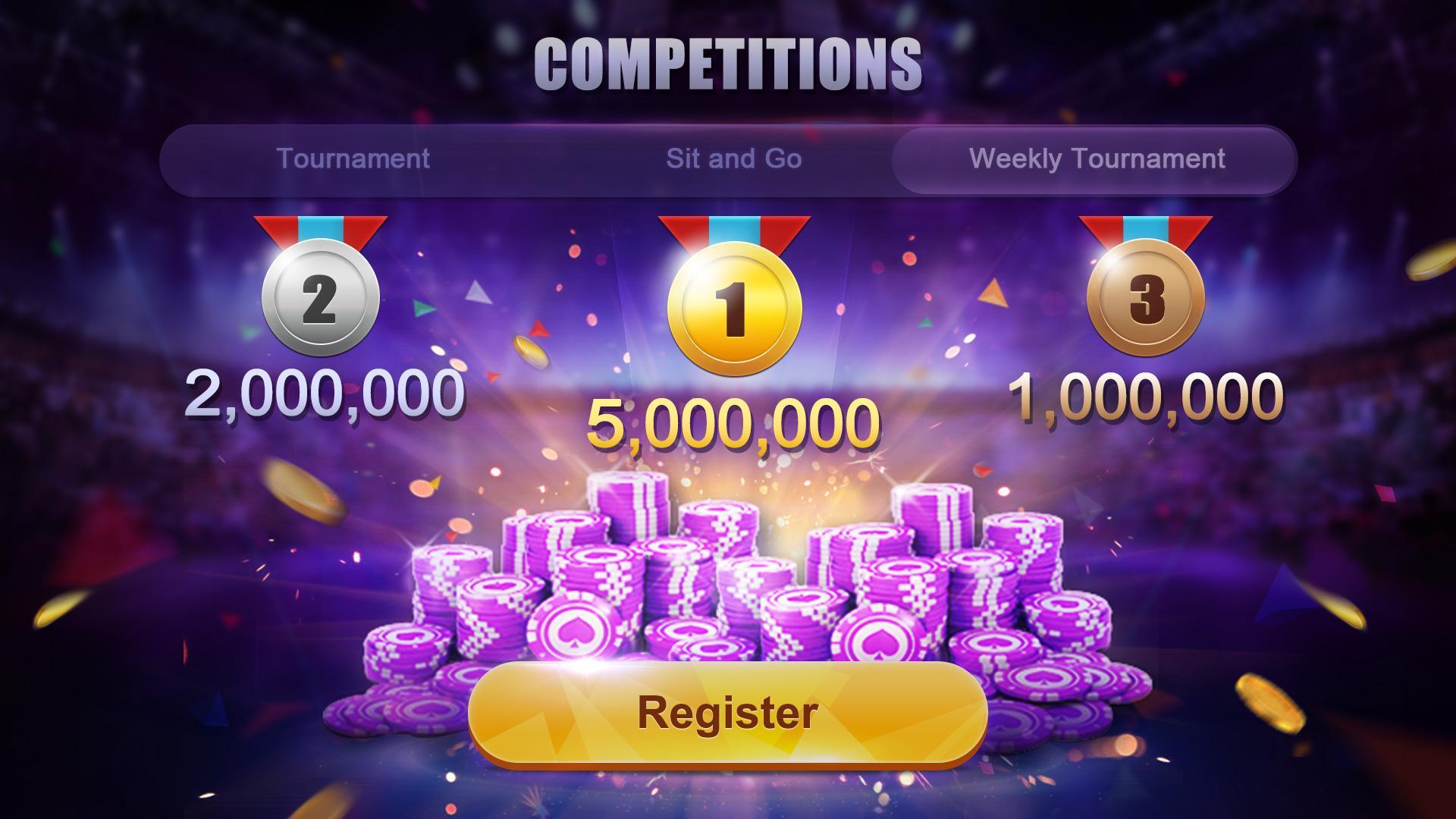 RallyAces Poker 9.4.112 Screenshot 4