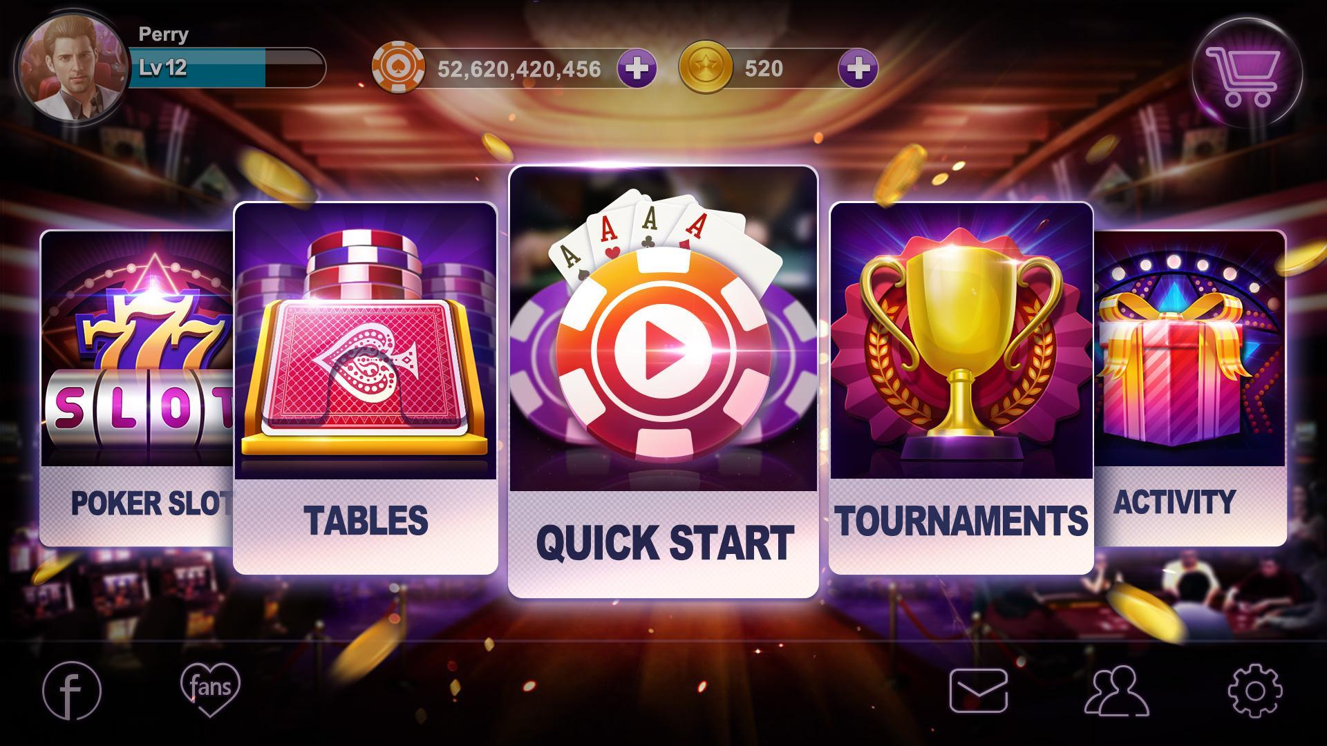 RallyAces Poker 9.4.112 Screenshot 5