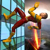 Speed Spider Flash Super Hero 2019 app icon
