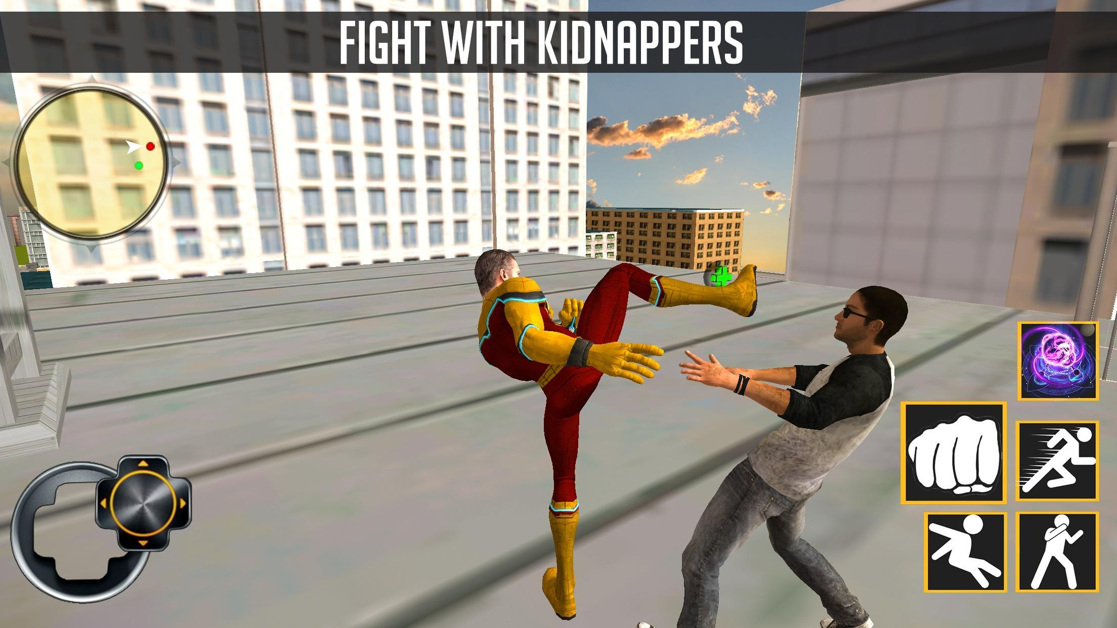 Speed Spider Flash Super Hero 2019 1.0.5 Screenshot 10