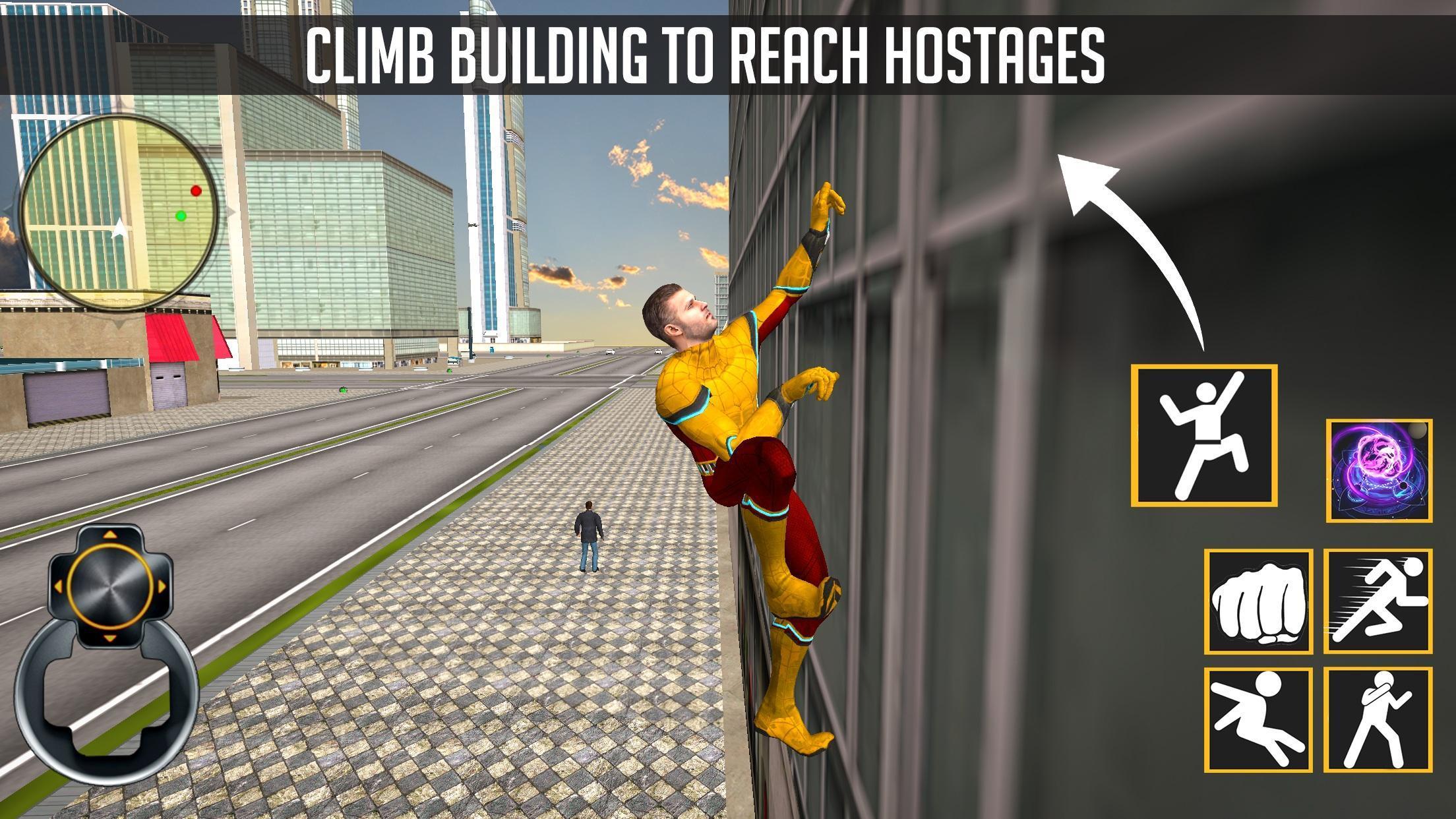 Speed Spider Flash Super Hero 2019 1.0.5 Screenshot 14