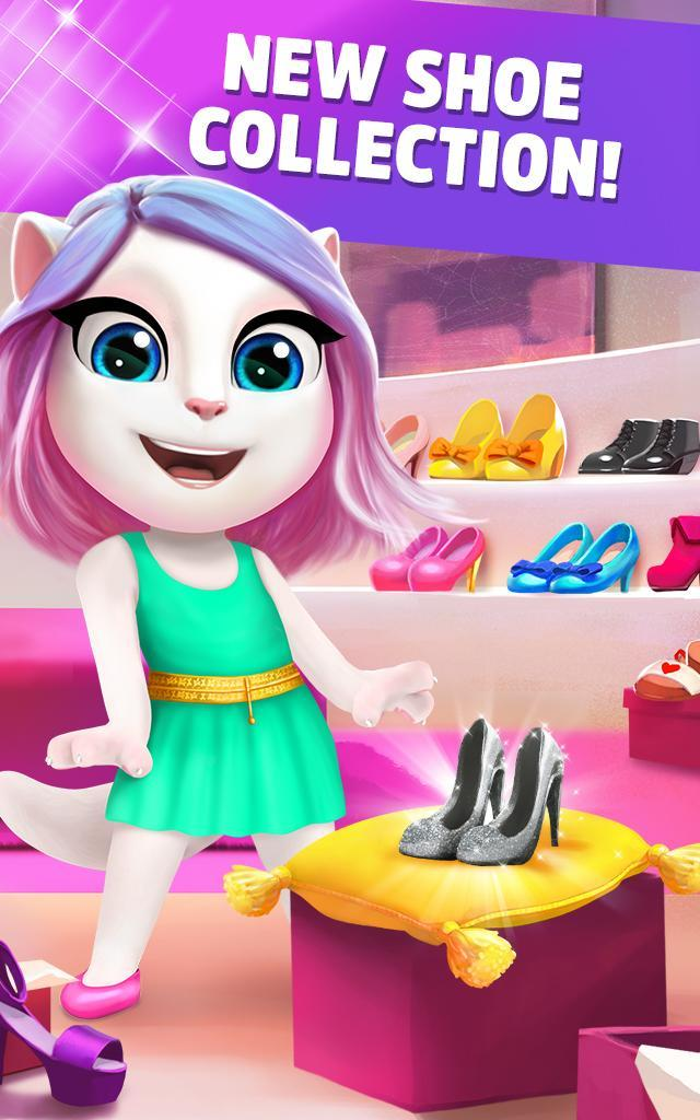 My Talking Angela 4.2.6.481 Screenshot 10