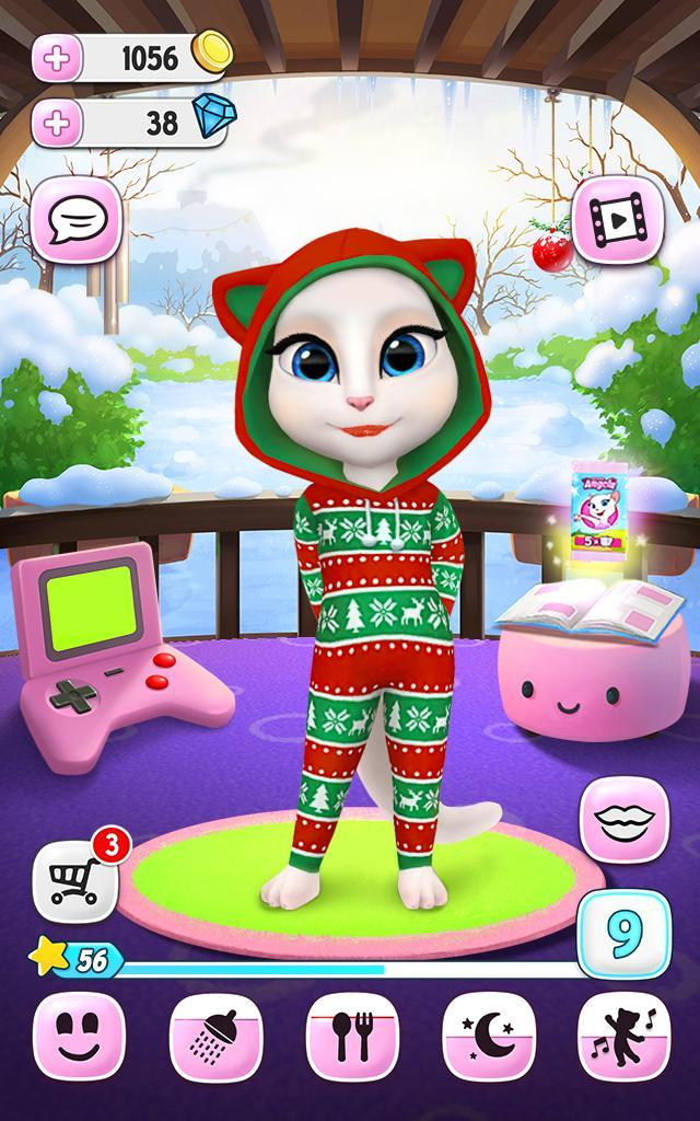 My Talking Angela 4.2.6.481 Screenshot 11