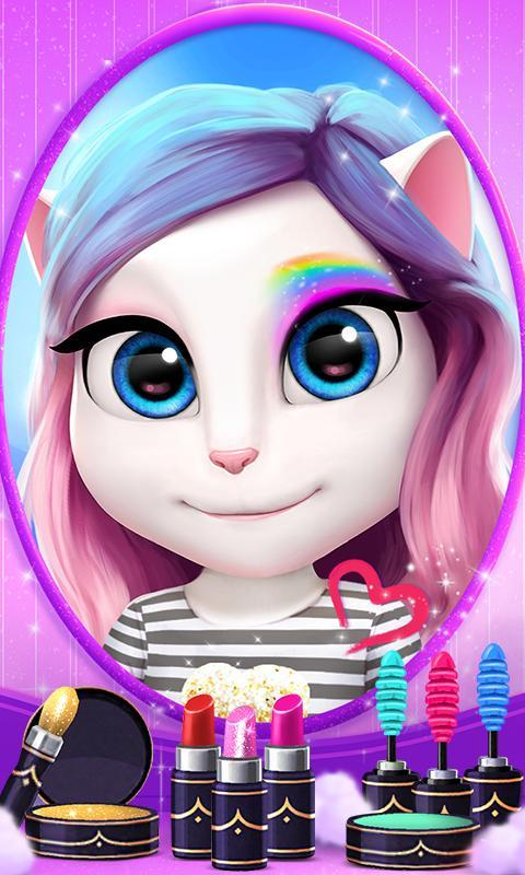 My Talking Angela 4.2.6.481 Screenshot 2