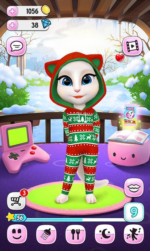 My Talking Angela 4.2.6.481 Screenshot 5