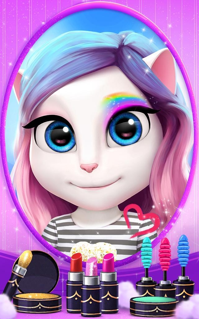 My Talking Angela 4.2.6.481 Screenshot 8