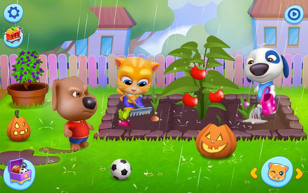 My Talking Tom Friends 1.3.1.2 Screenshot 10