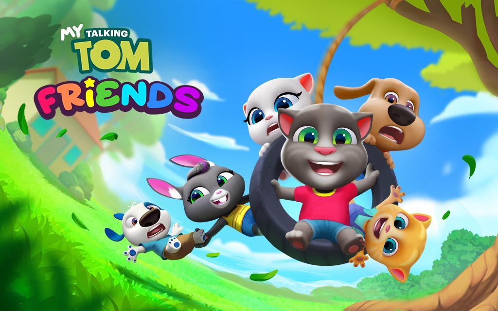 My Talking Tom Friends 1.3.1.2 Screenshot 21