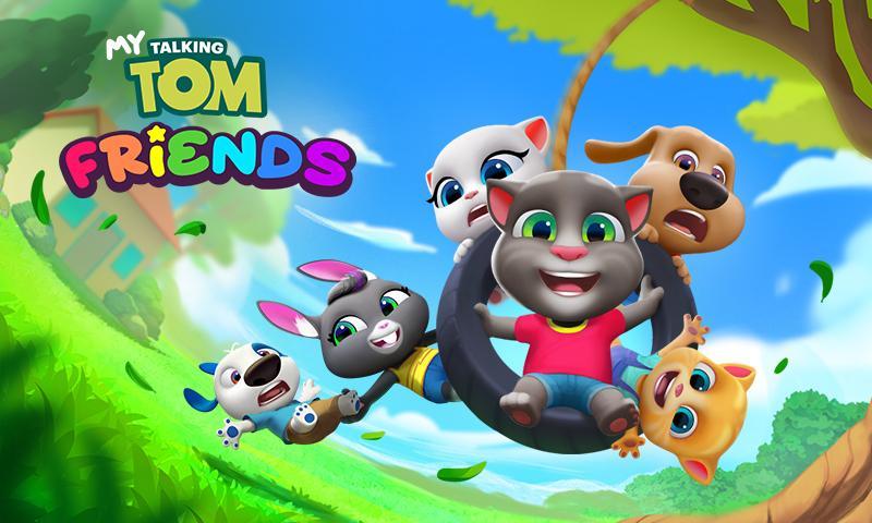My Talking Tom Friends 1.3.1.2 Screenshot 7