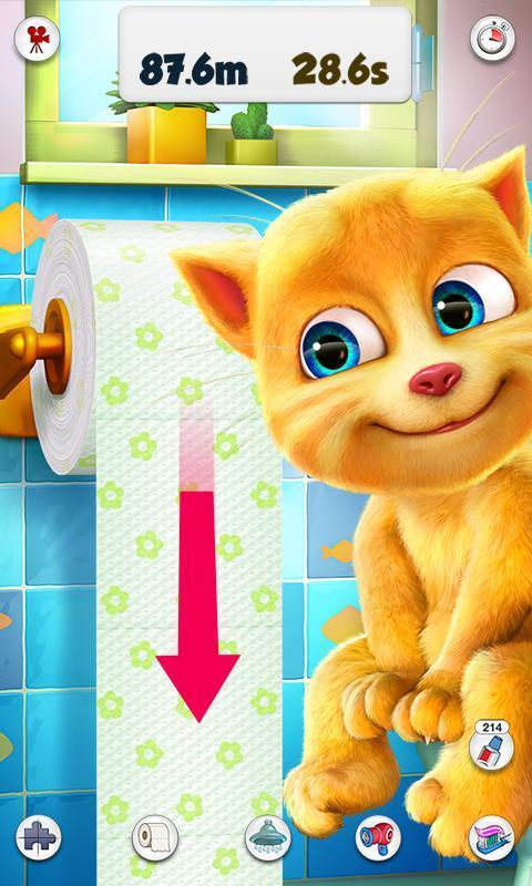 Talking Ginger 2.7.1.13 Screenshot 2