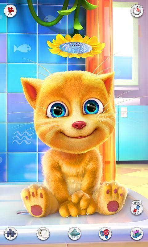 Talking Ginger 2.7.1.13 Screenshot 5