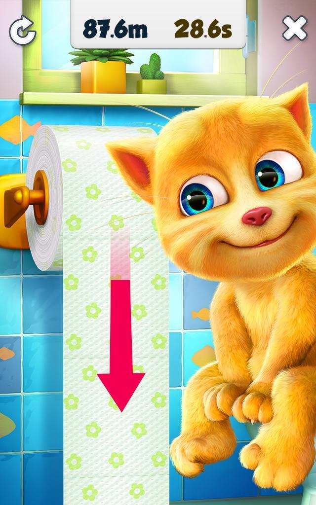 Talking Ginger 2.7.1.13 Screenshot 8