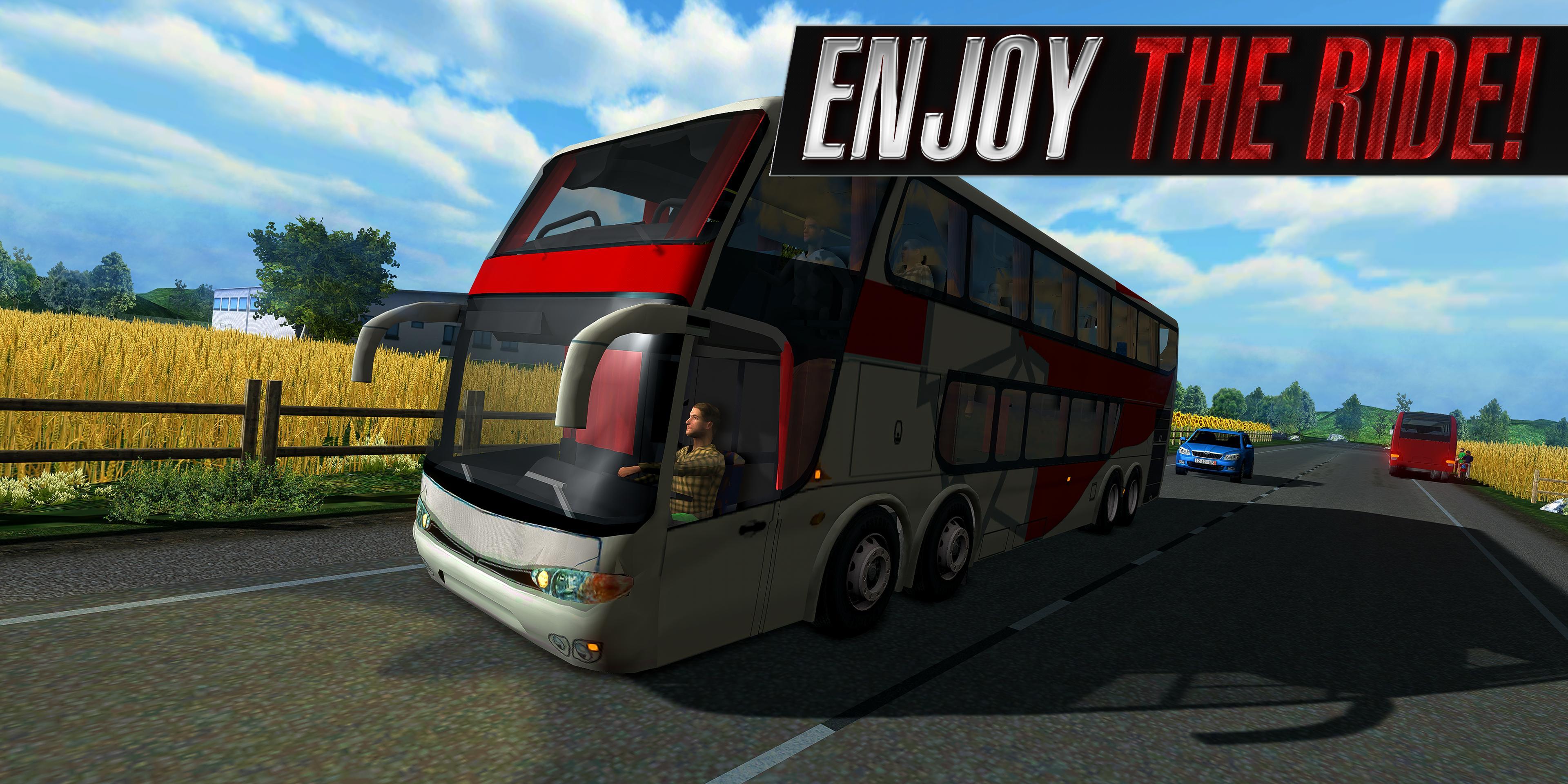 Bus Simulator: Original 3.8 Screenshot 1