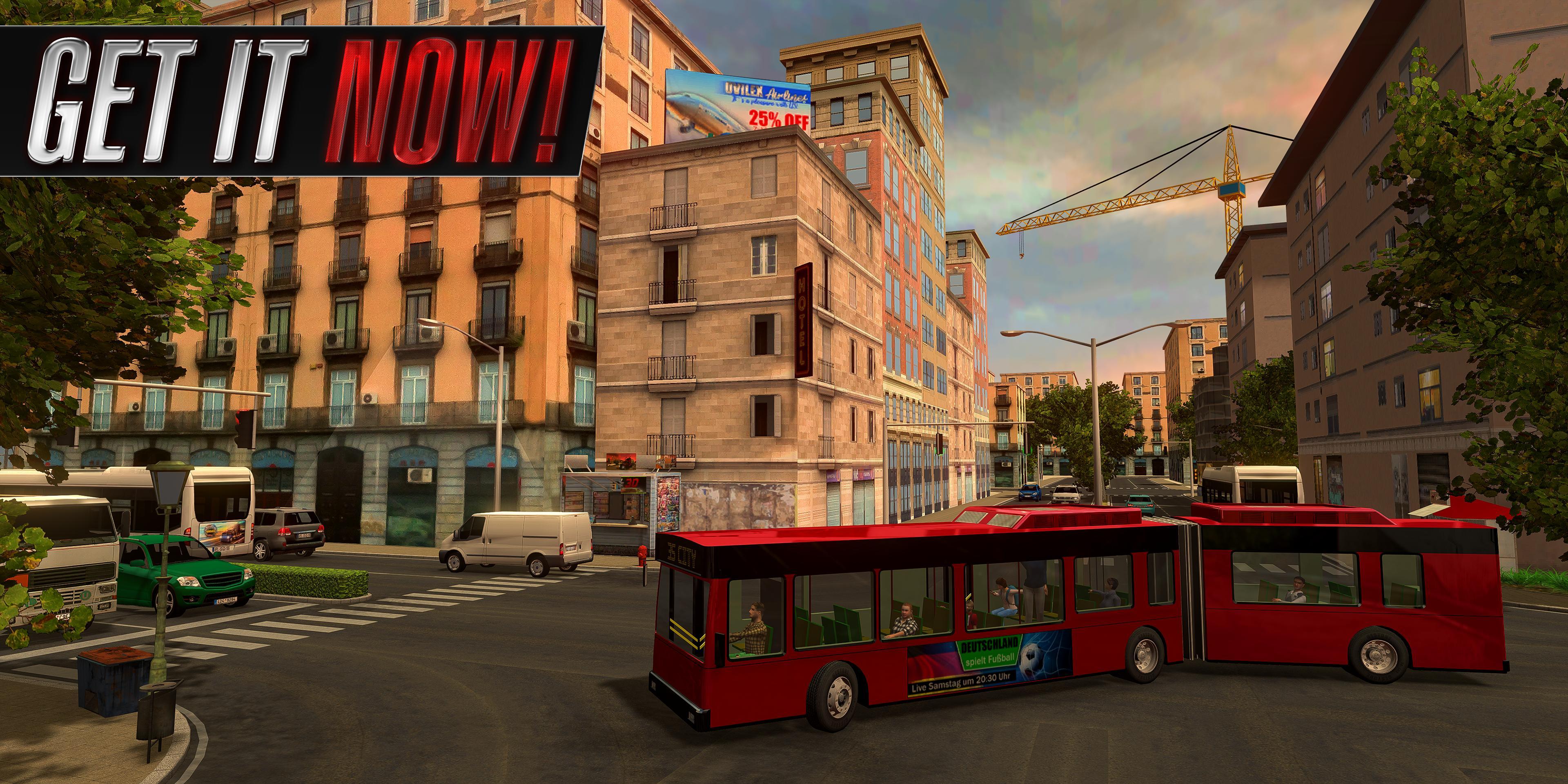 Bus Simulator: Original 3.8 Screenshot 16