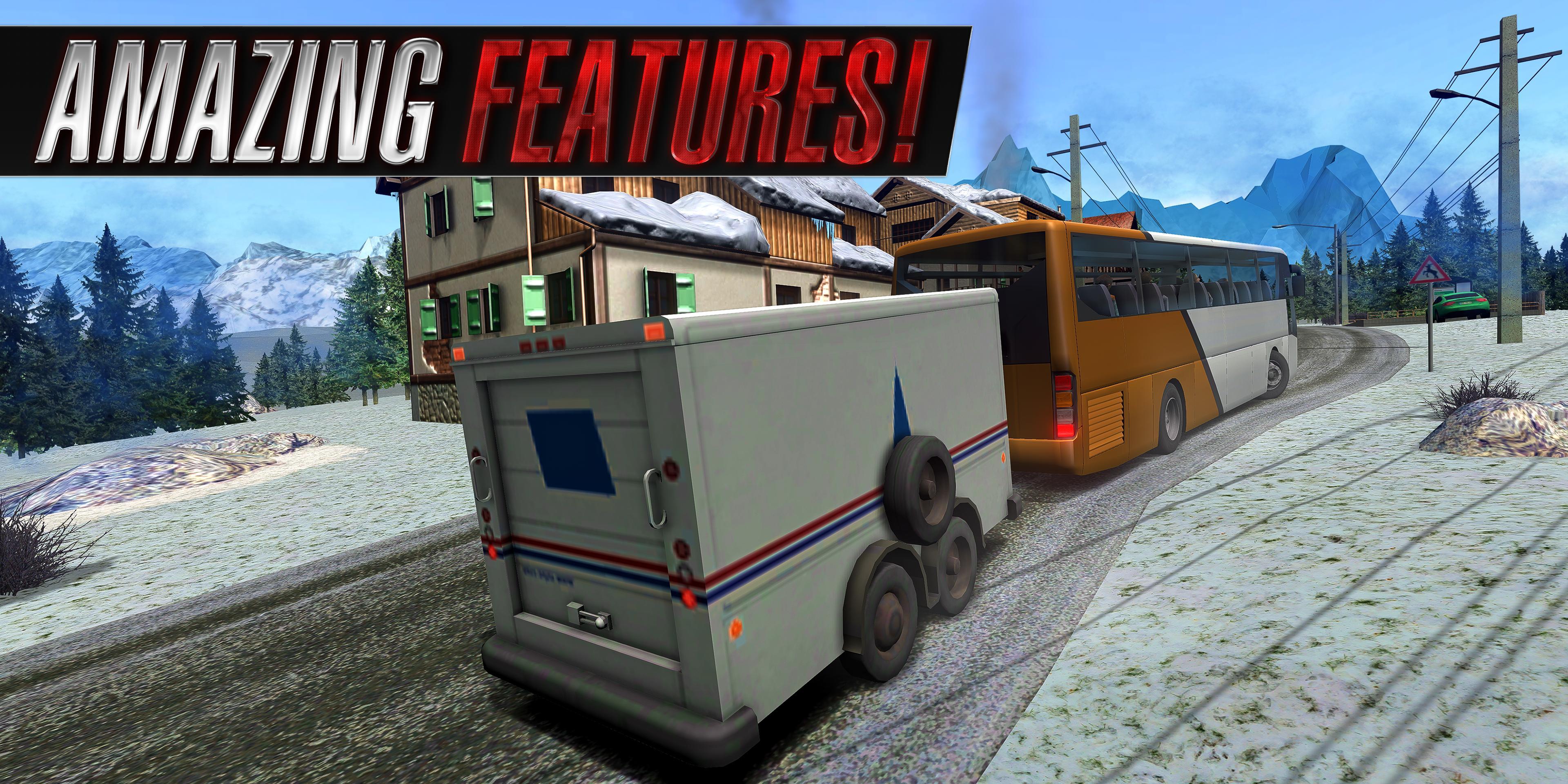 Bus Simulator: Original 3.8 Screenshot 20
