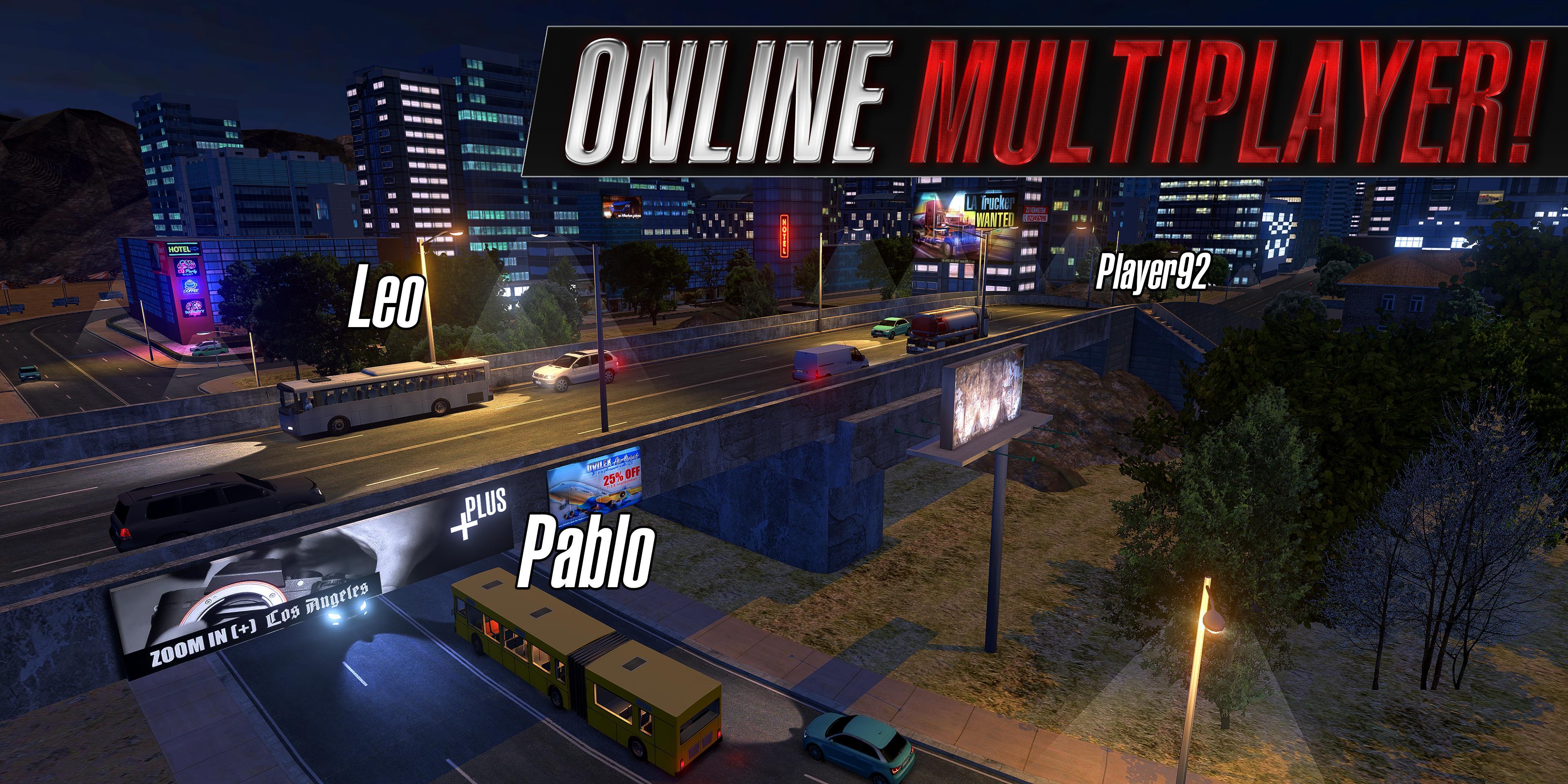 Bus Simulator: Original 3.8 Screenshot 23