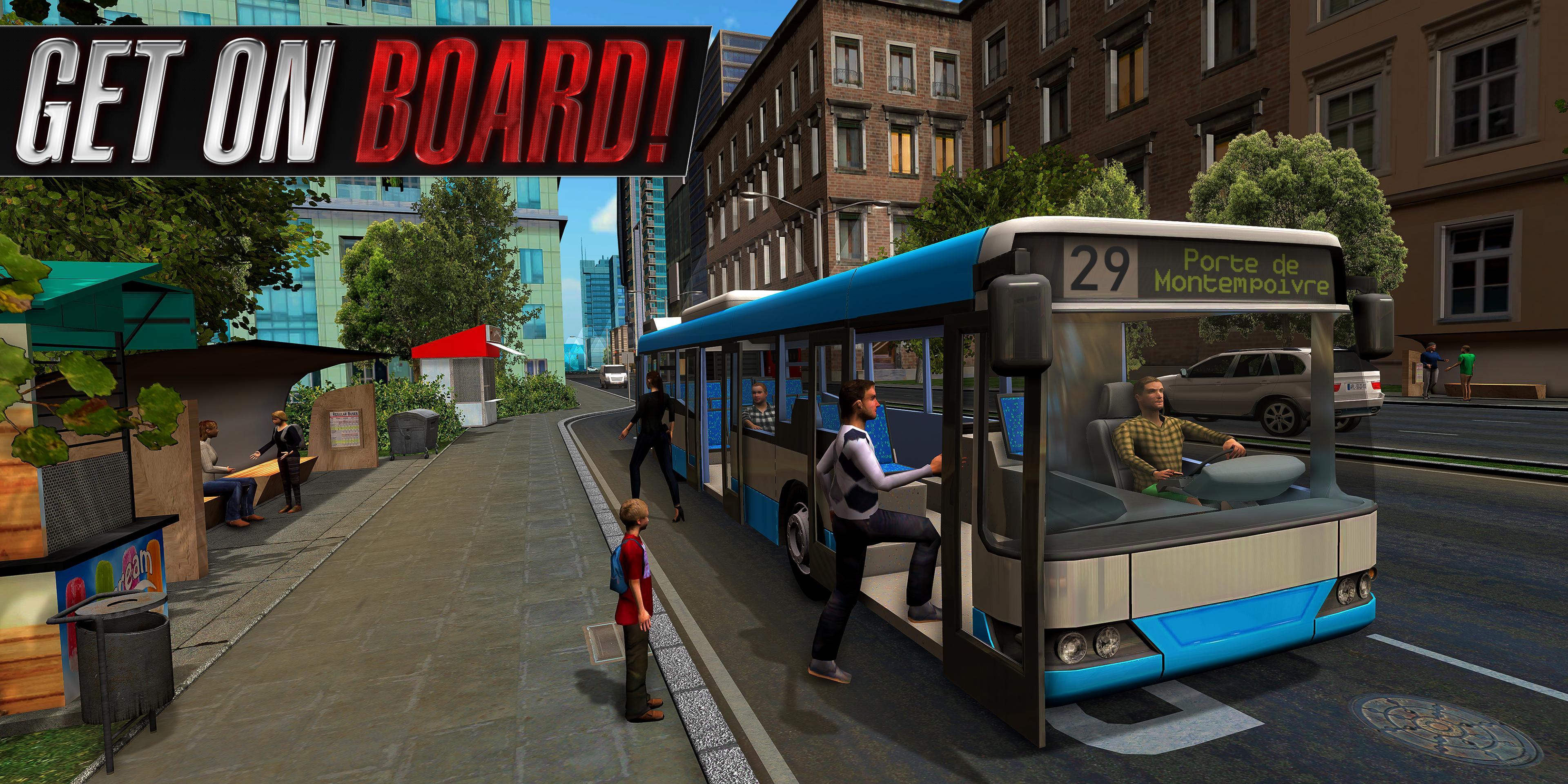 Bus Simulator: Original 3.8 Screenshot 3