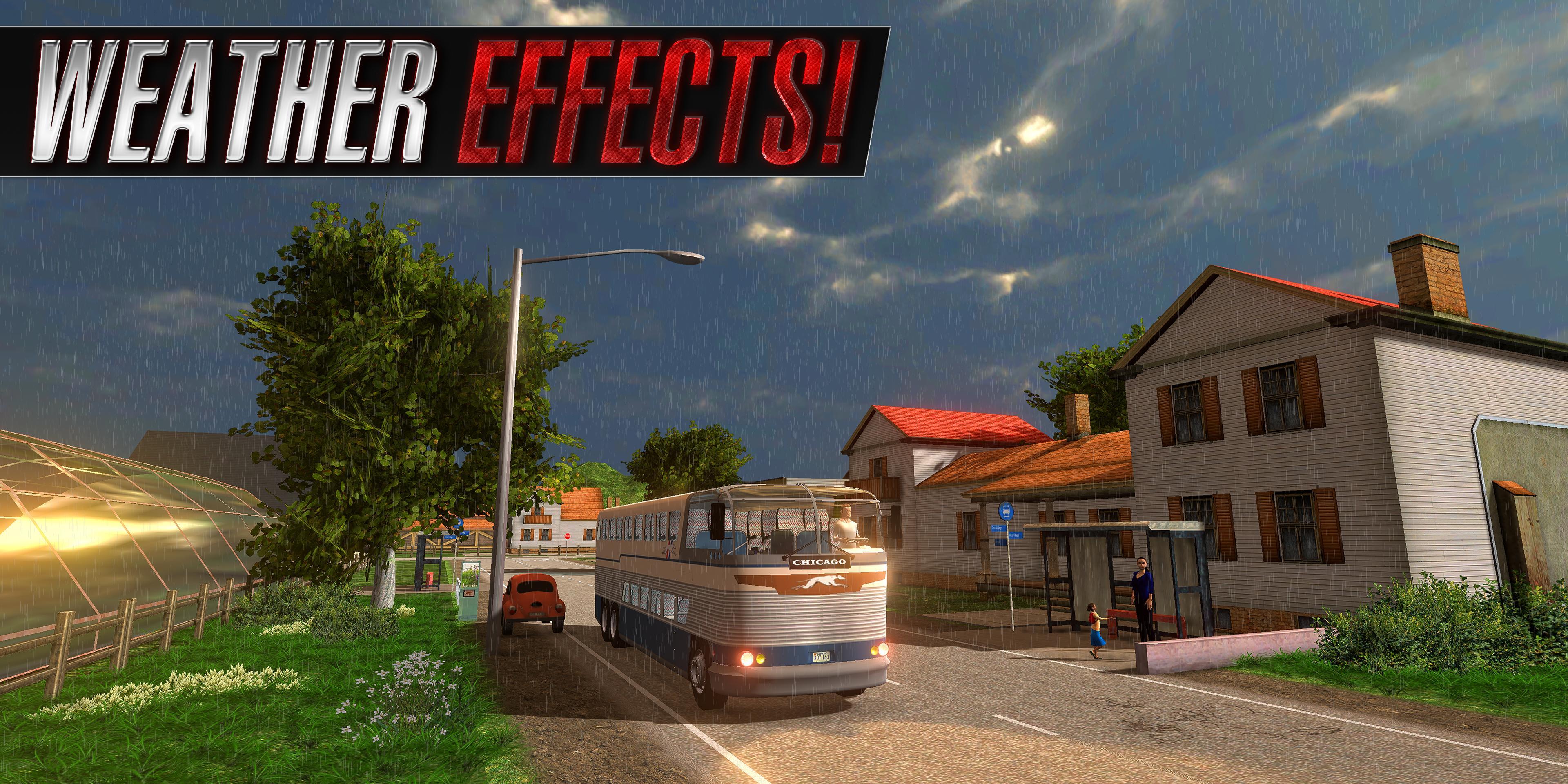 Bus Simulator: Original 3.8 Screenshot 5