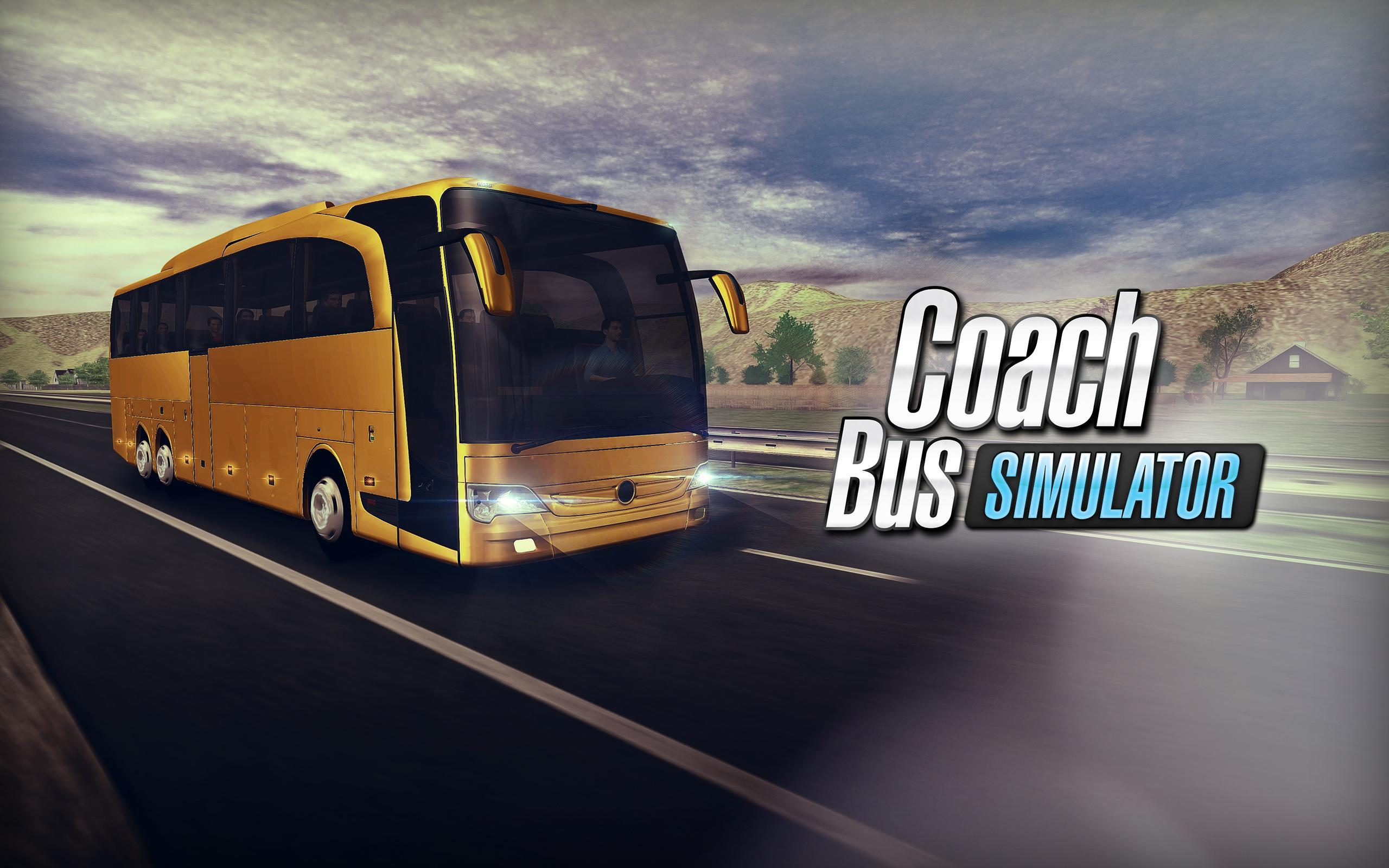 Coach Bus Simulator 1.7.0 Screenshot 1