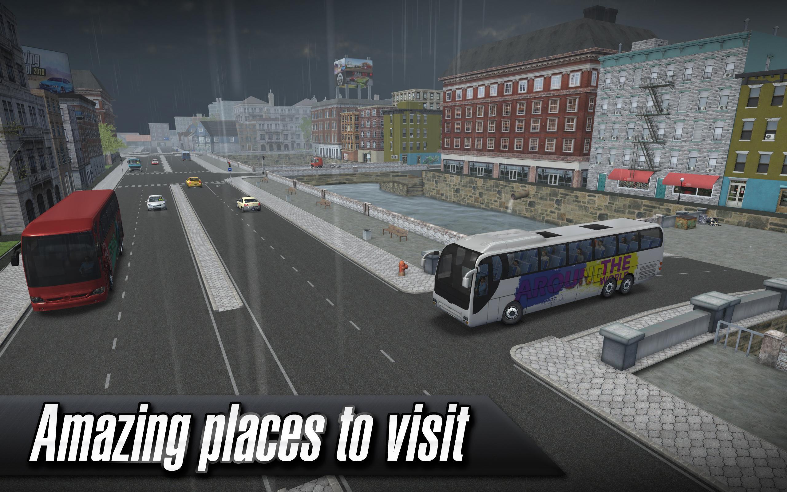Coach Bus Simulator 1.7.0 Screenshot 14