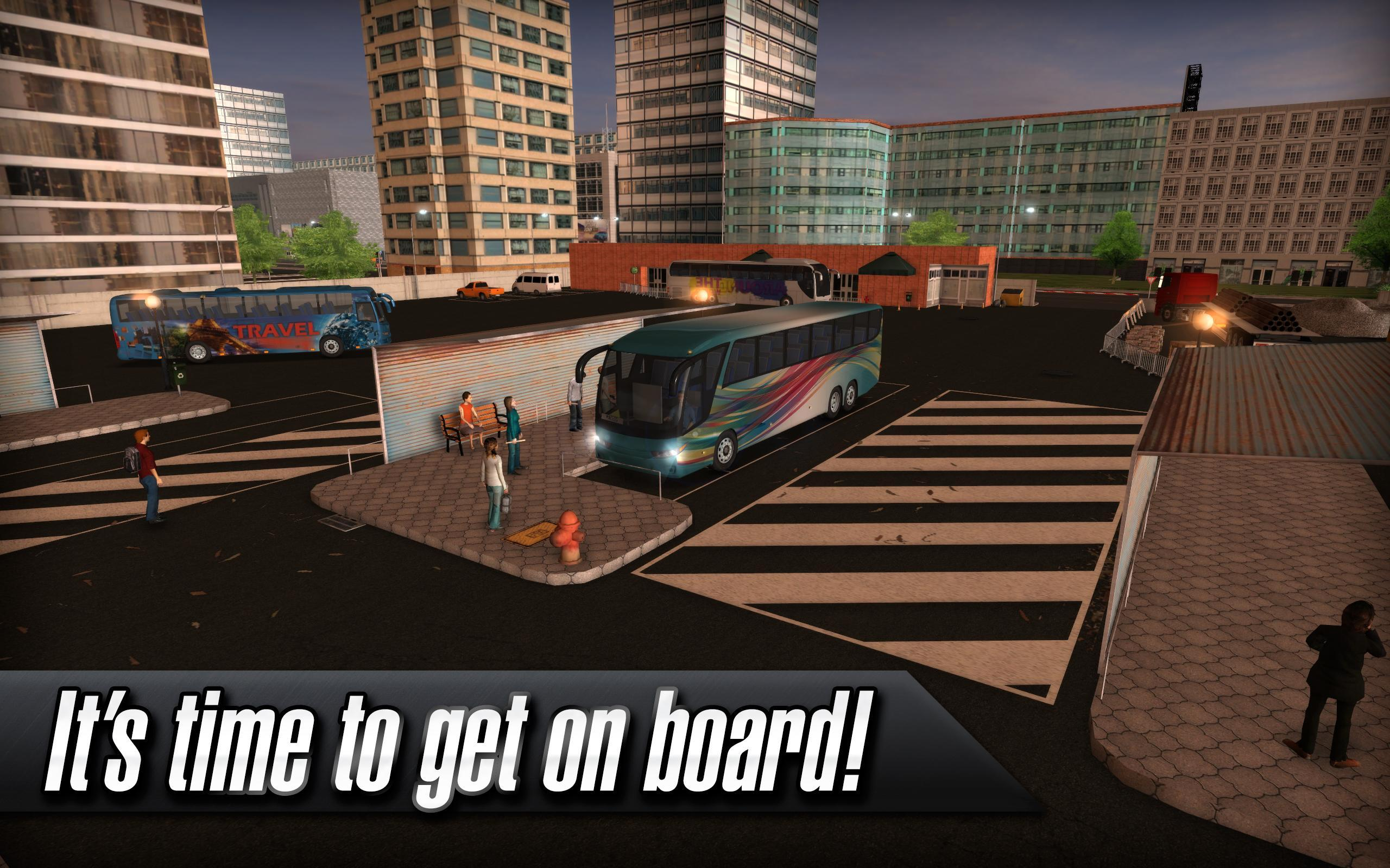 Coach Bus Simulator 1.7.0 Screenshot 2
