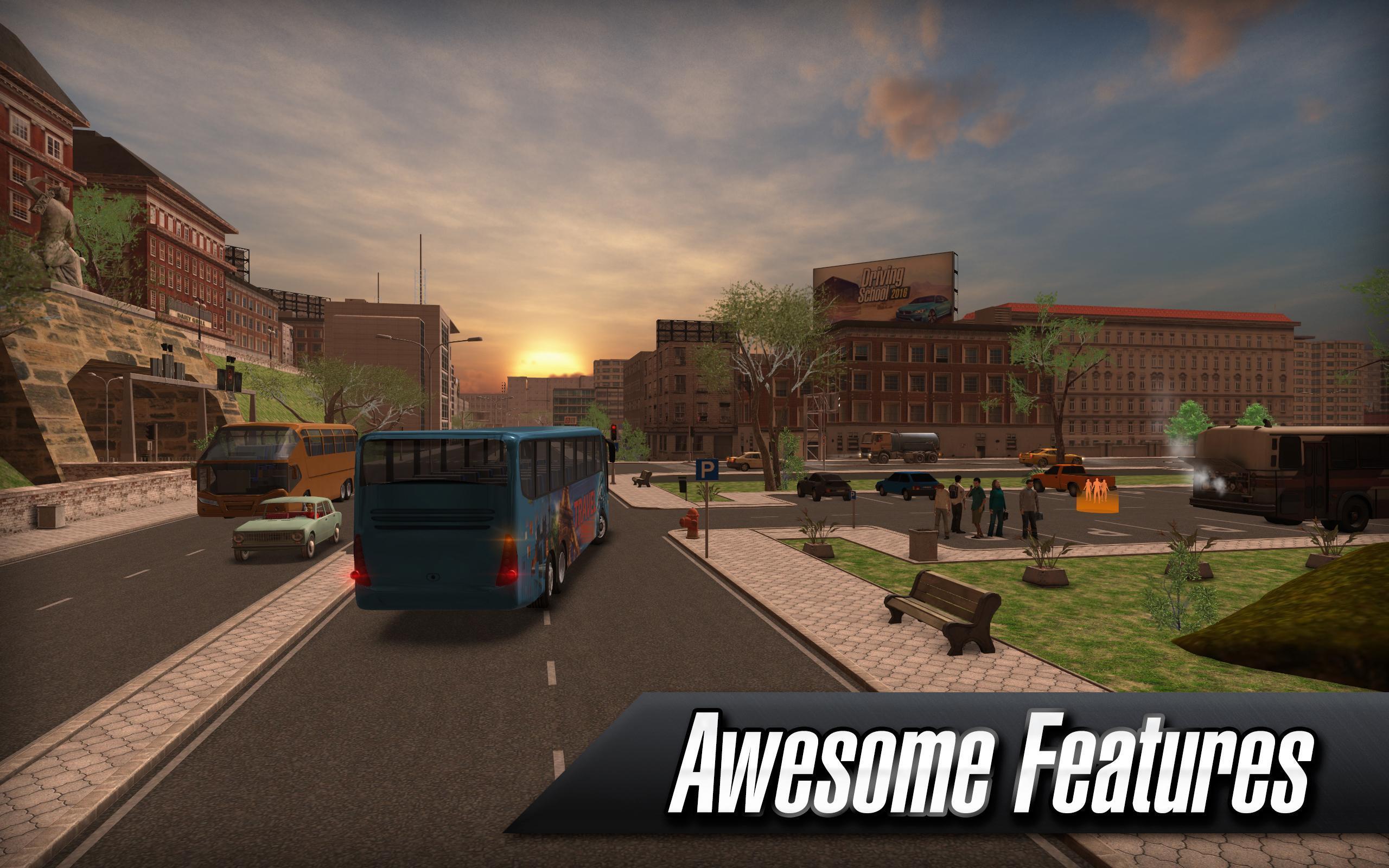 Coach Bus Simulator 1.7.0 Screenshot 21