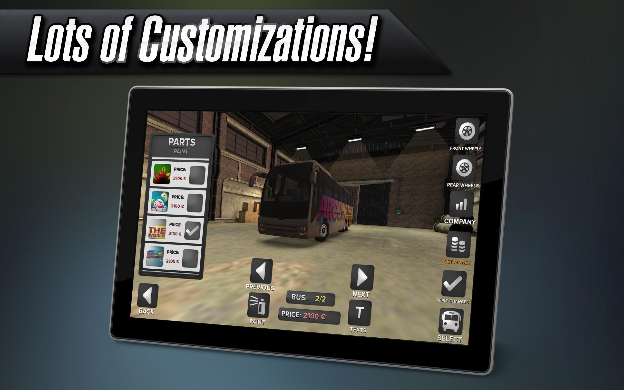 Coach Bus Simulator 1.7.0 Screenshot 23