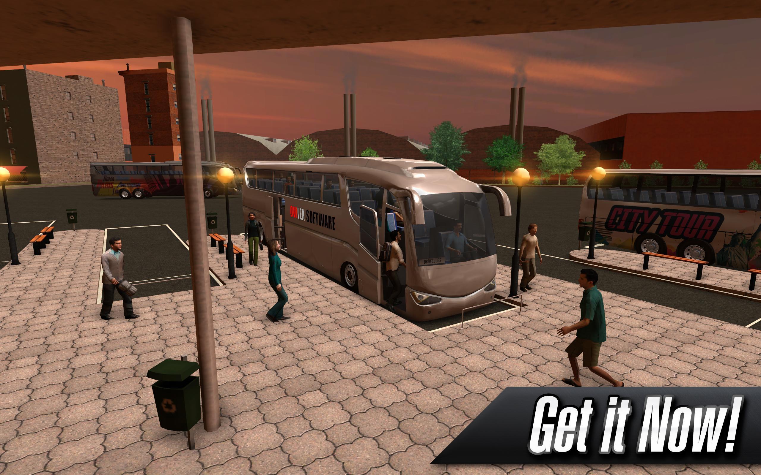 Coach Bus Simulator 1.7.0 Screenshot 24