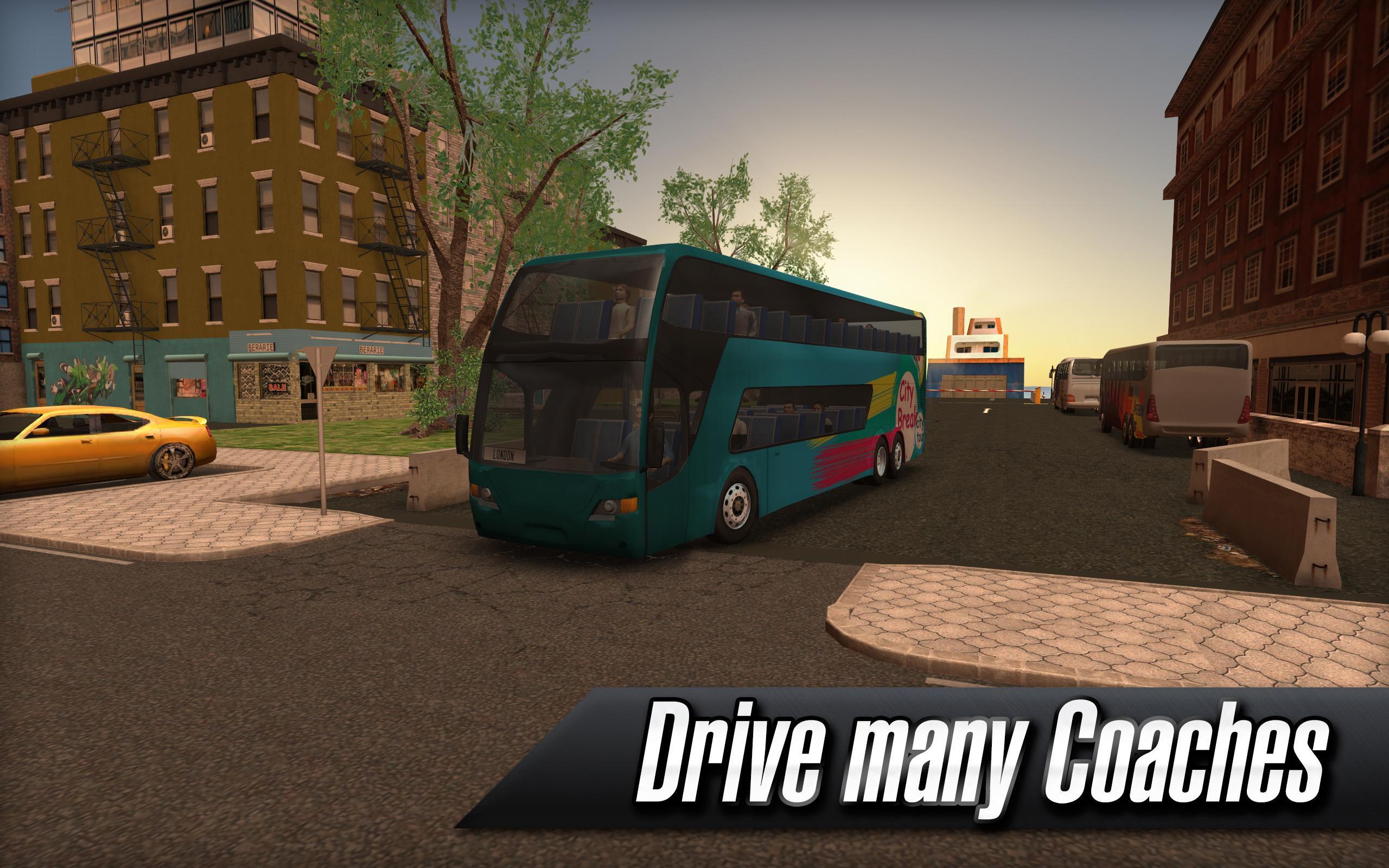 Coach Bus Simulator 1.7.0 Screenshot 3
