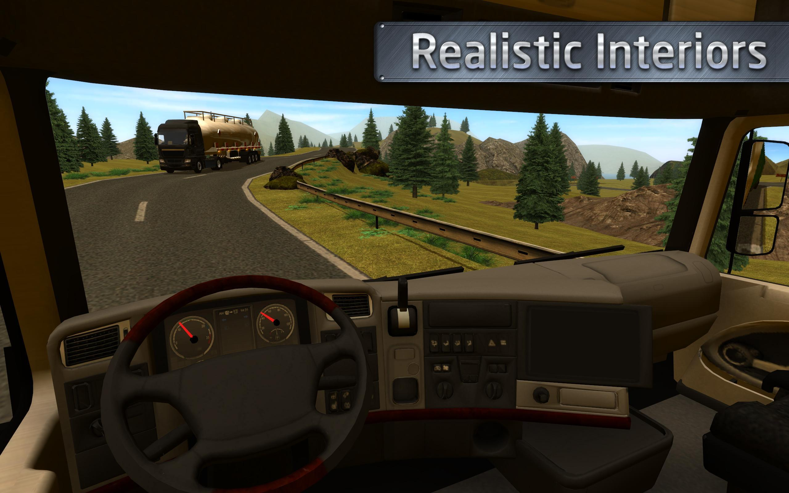Euro Truck Evolution (Simulator) 3.1 Screenshot 10