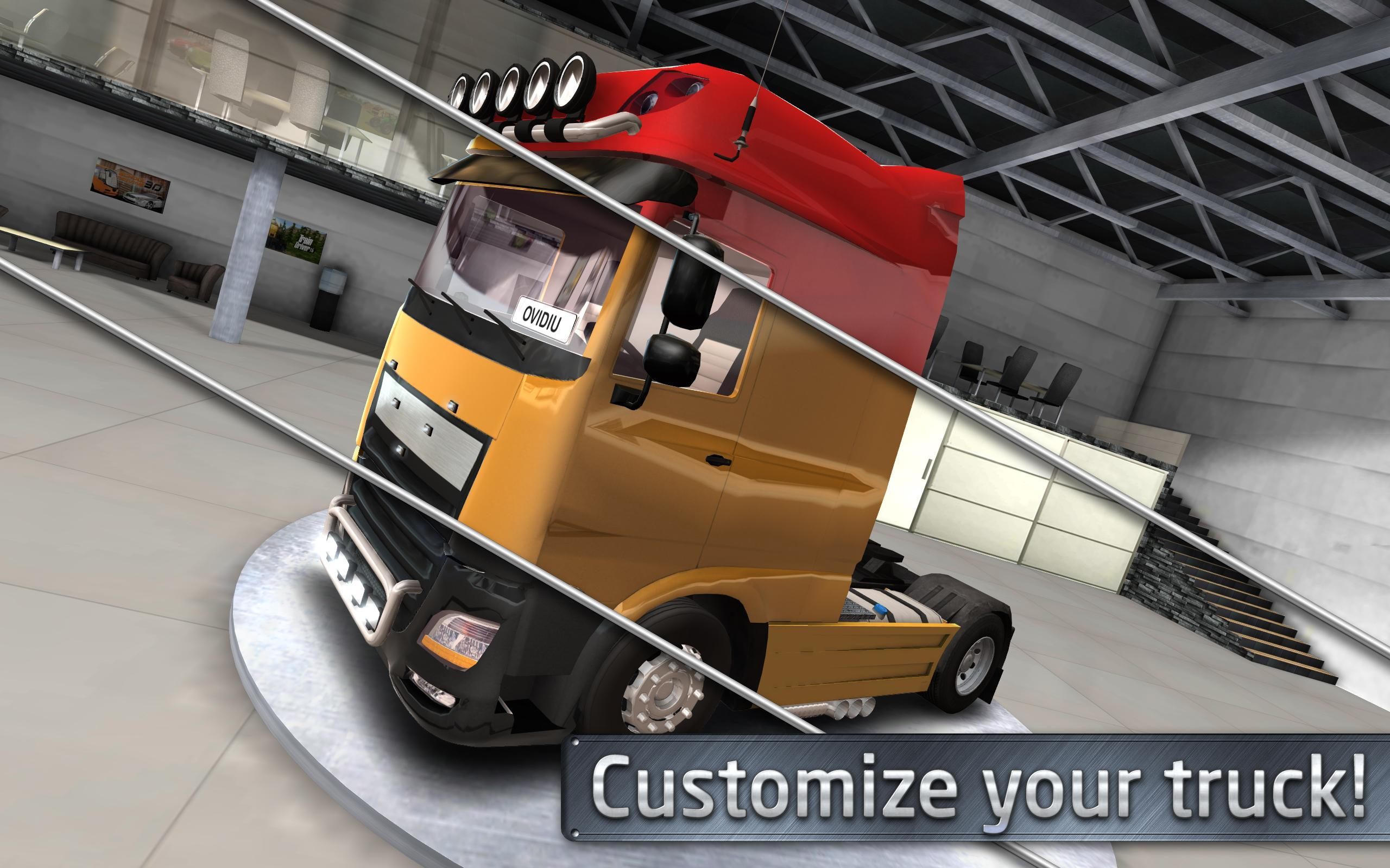 Euro Truck Evolution (Simulator) 3.1 Screenshot 11