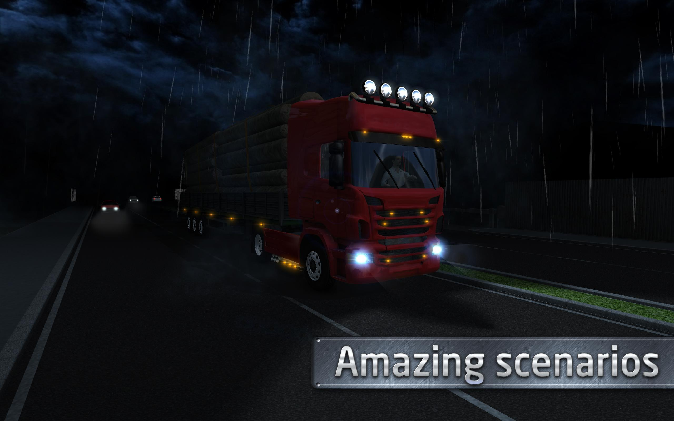 Euro Truck Evolution (Simulator) 3.1 Screenshot 12