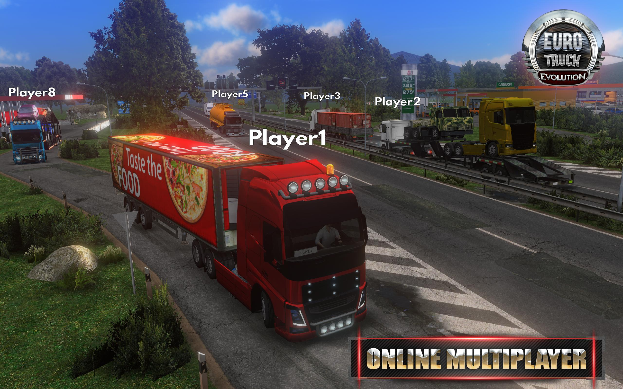 Euro Truck Evolution (Simulator) 3.1 Screenshot 3
