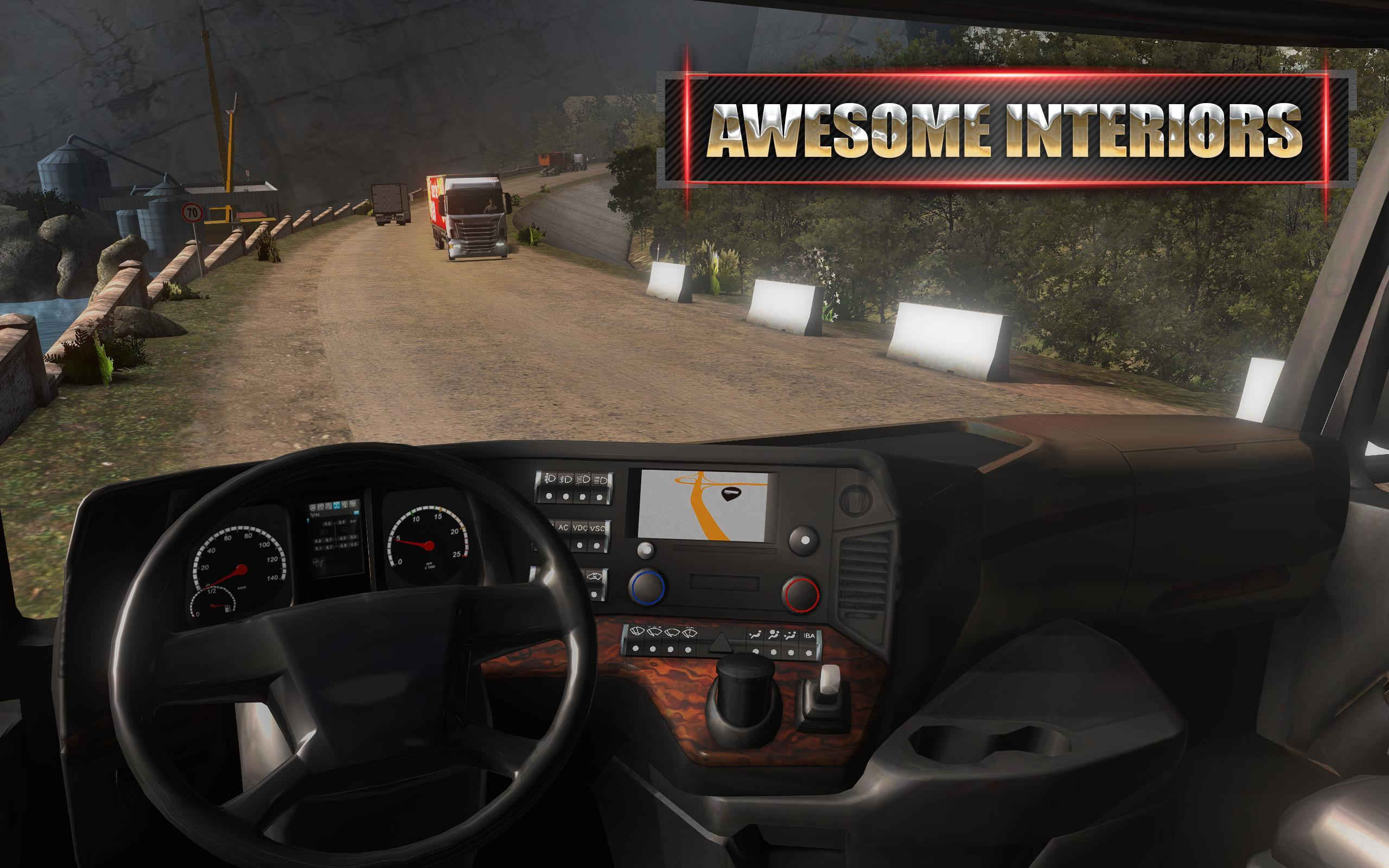 Euro Truck Evolution (Simulator) 3.1 Screenshot 4