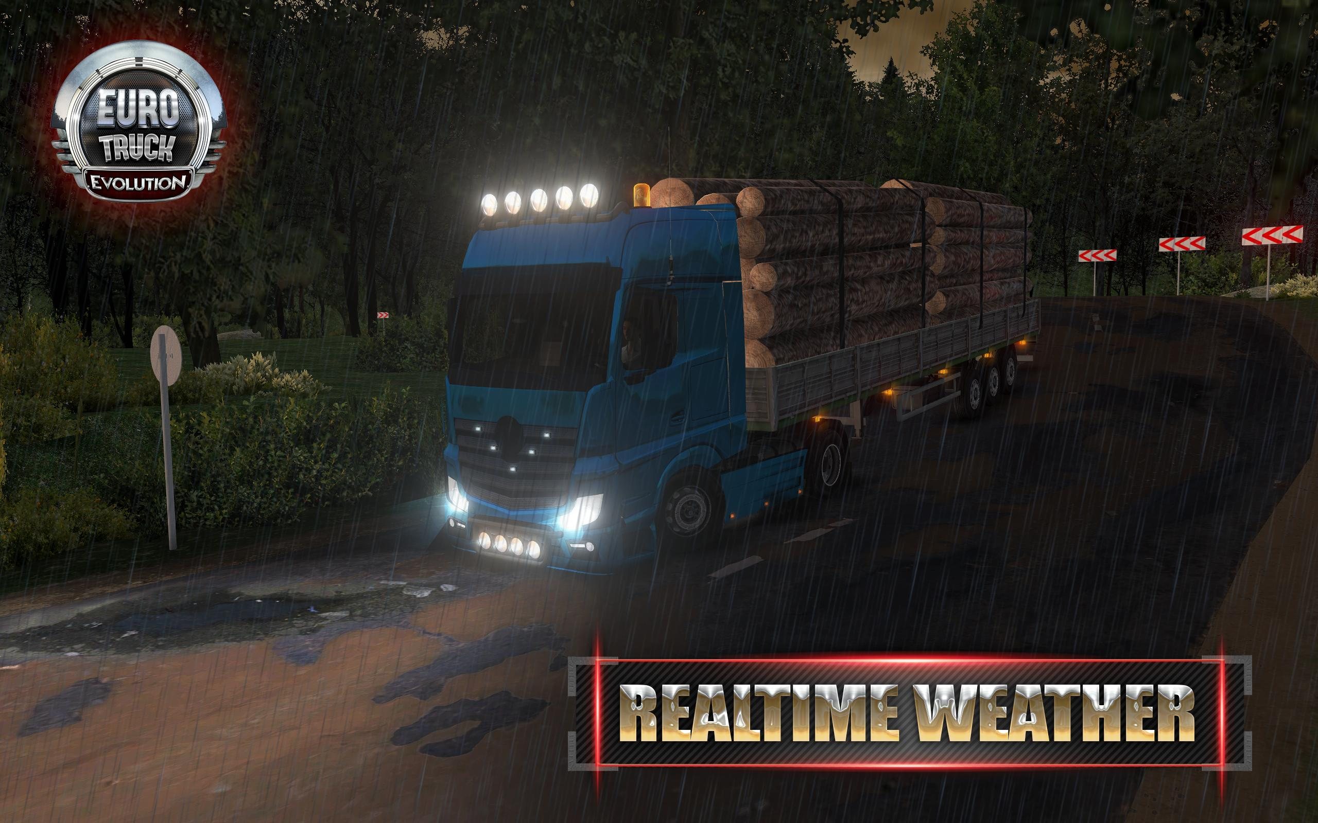 Euro Truck Evolution (Simulator) 3.1 Screenshot 5