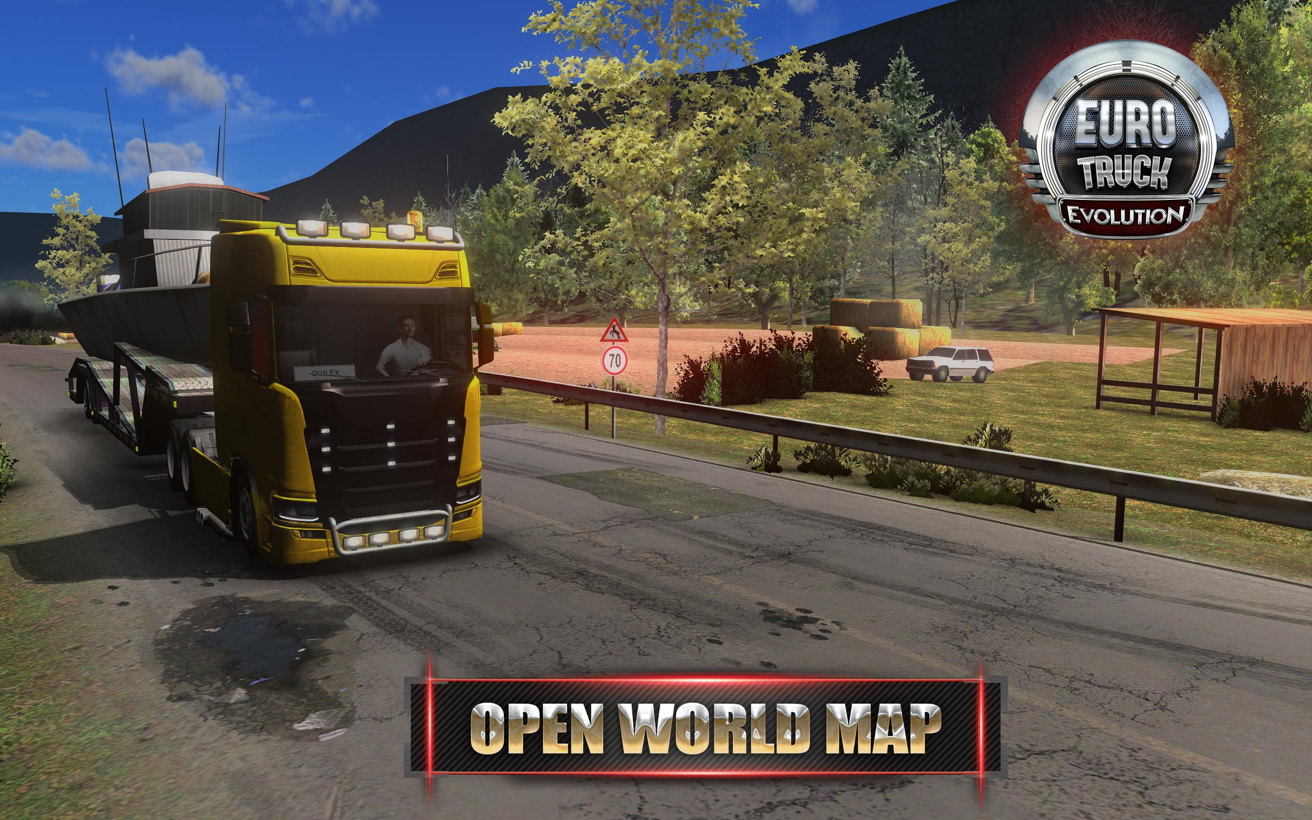 Euro Truck Evolution (Simulator) 3.1 Screenshot 6