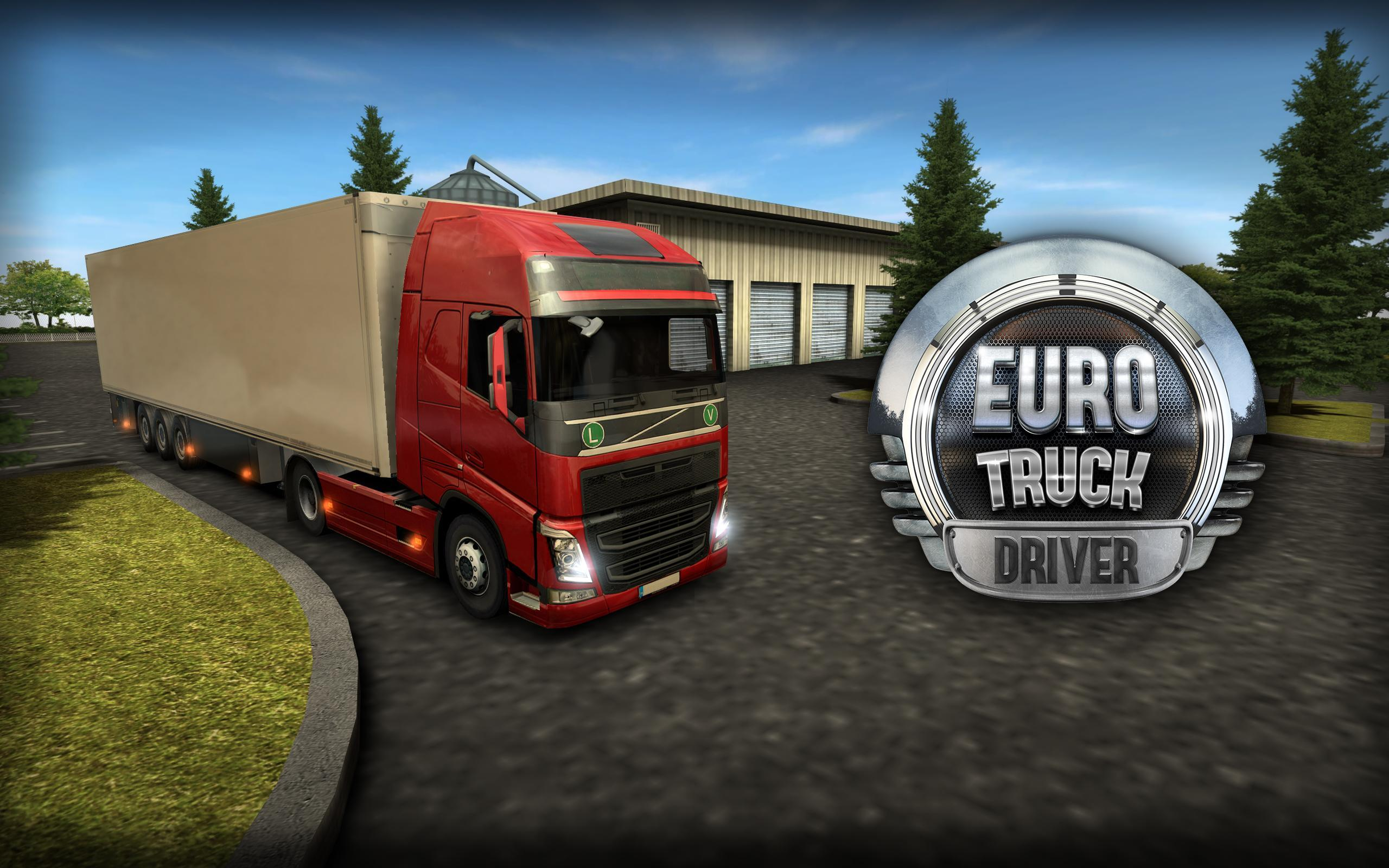 Euro Truck Evolution (Simulator) 3.1 Screenshot 7