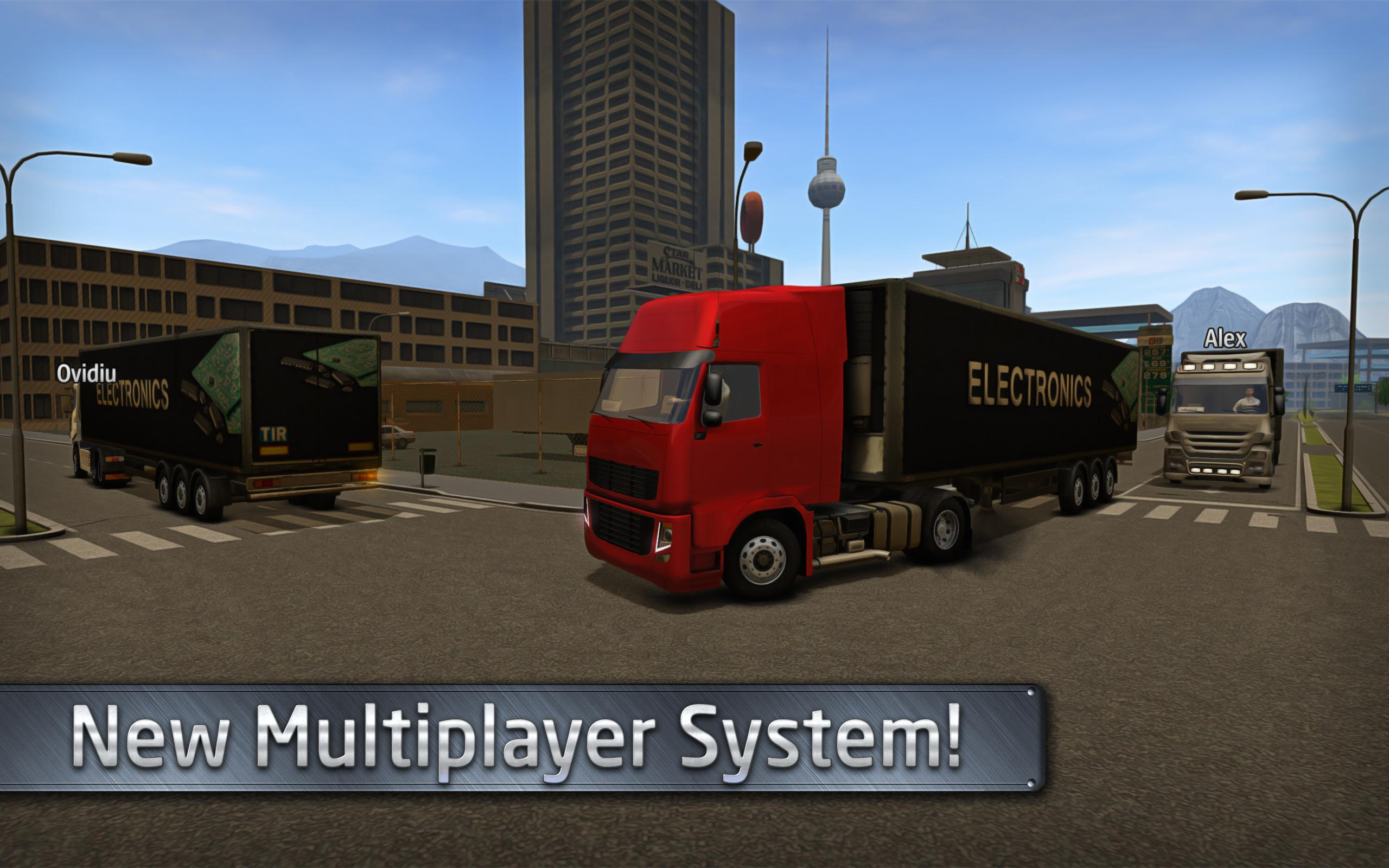 Euro Truck Evolution (Simulator) 3.1 Screenshot 8