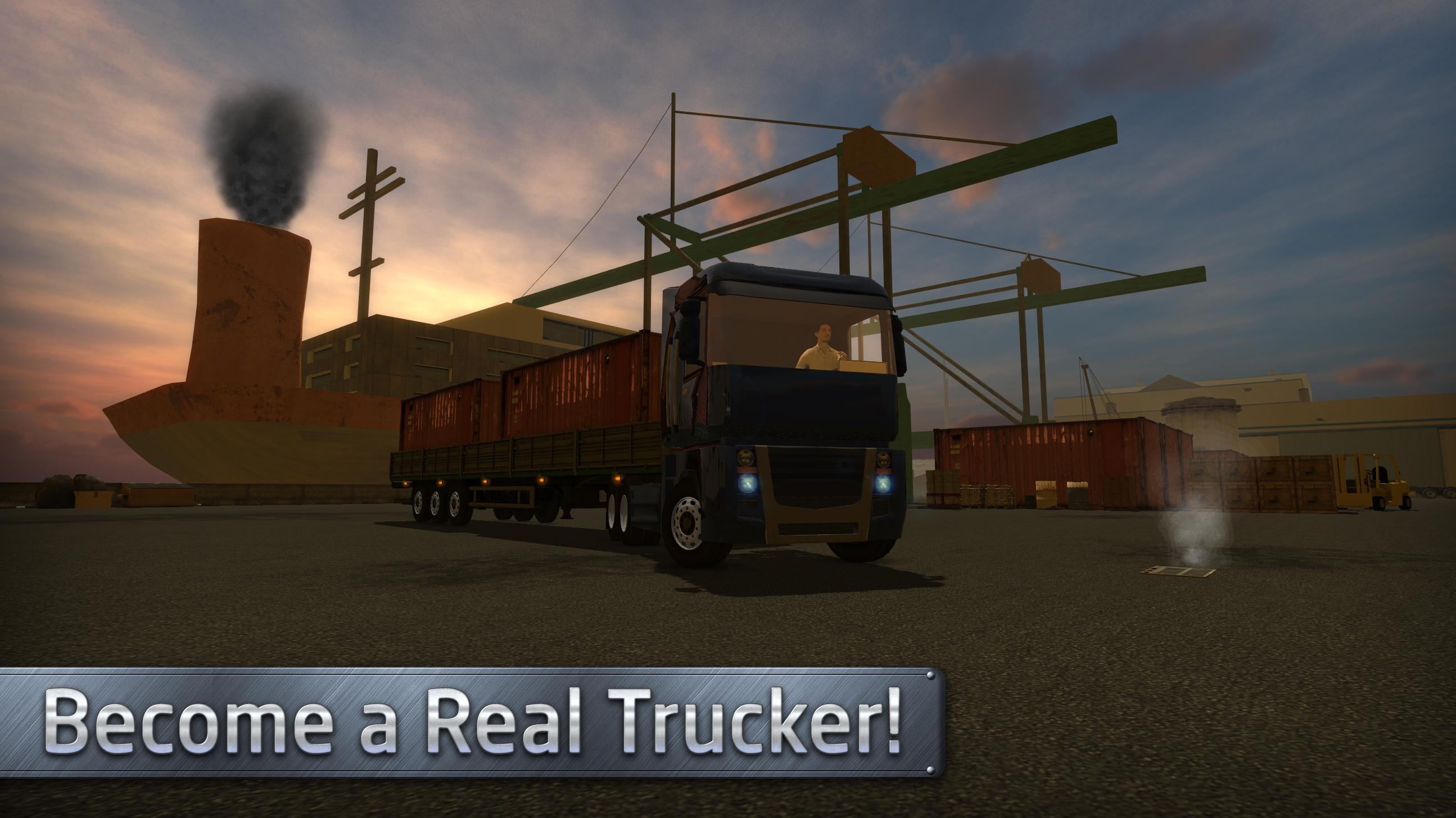 Euro Truck Evolution (Simulator) 3.1 Screenshot 9