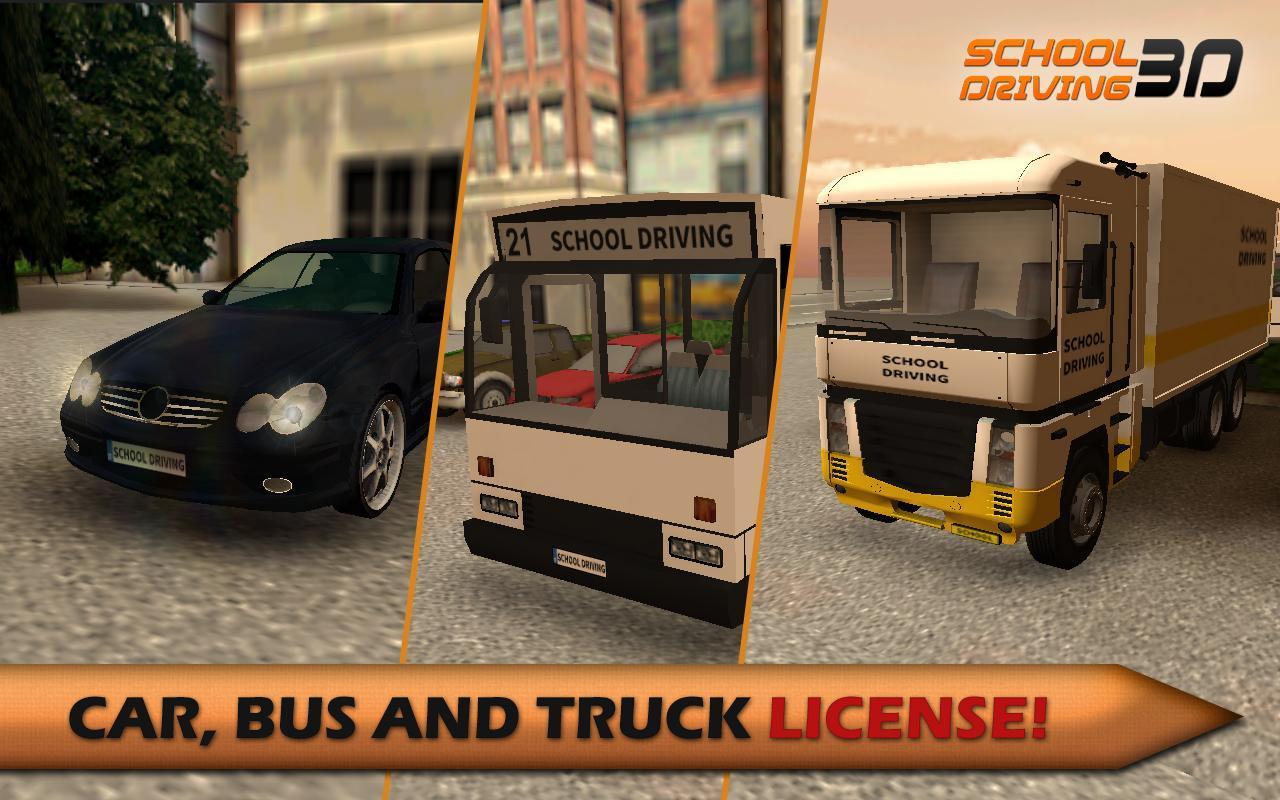 School Driving 3D 2.1 Screenshot 11