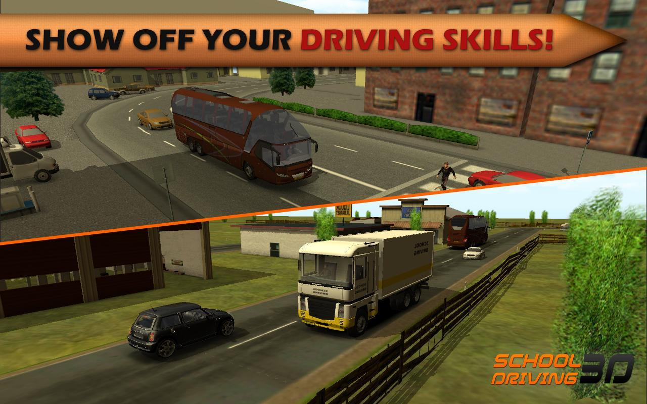 School Driving 3D 2.1 Screenshot 13