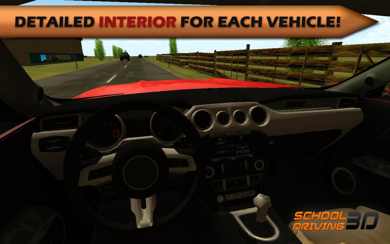 School Driving 3D 2.1 Screenshot 4