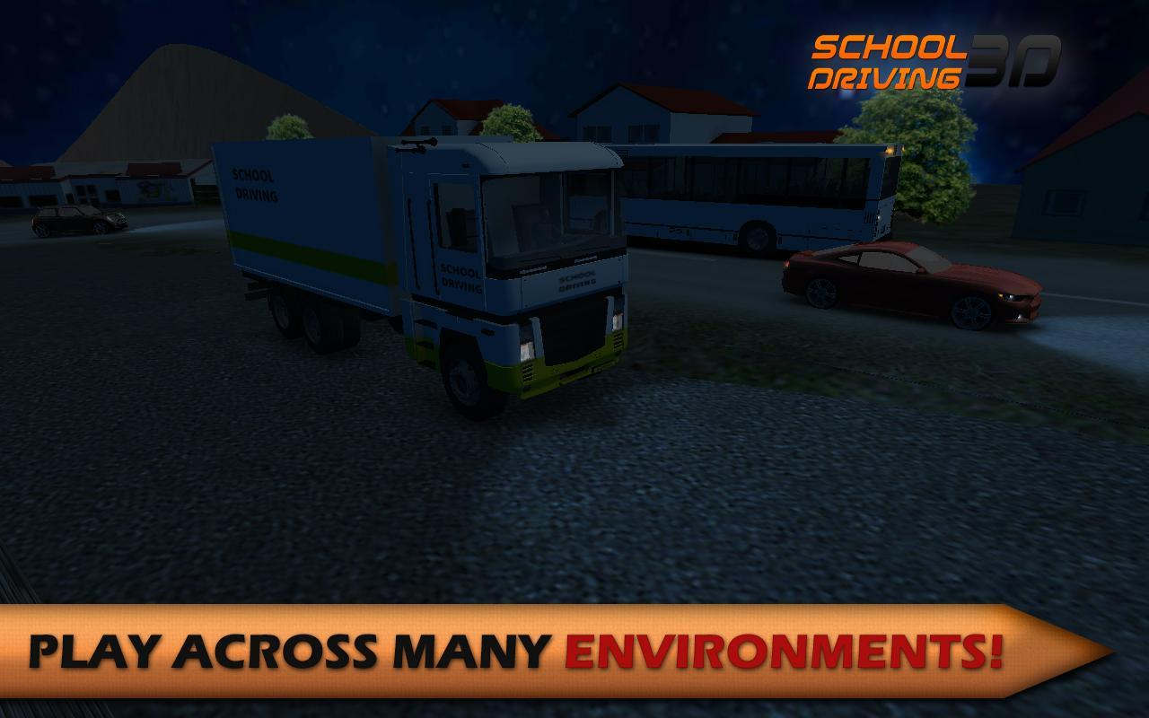 School Driving 3D 2.1 Screenshot 6