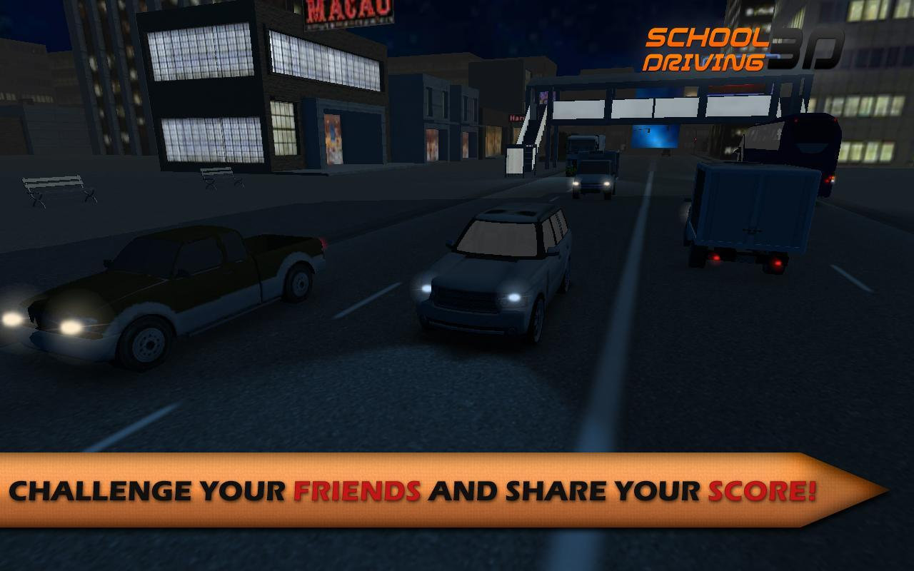 School Driving 3D 2.1 Screenshot 7