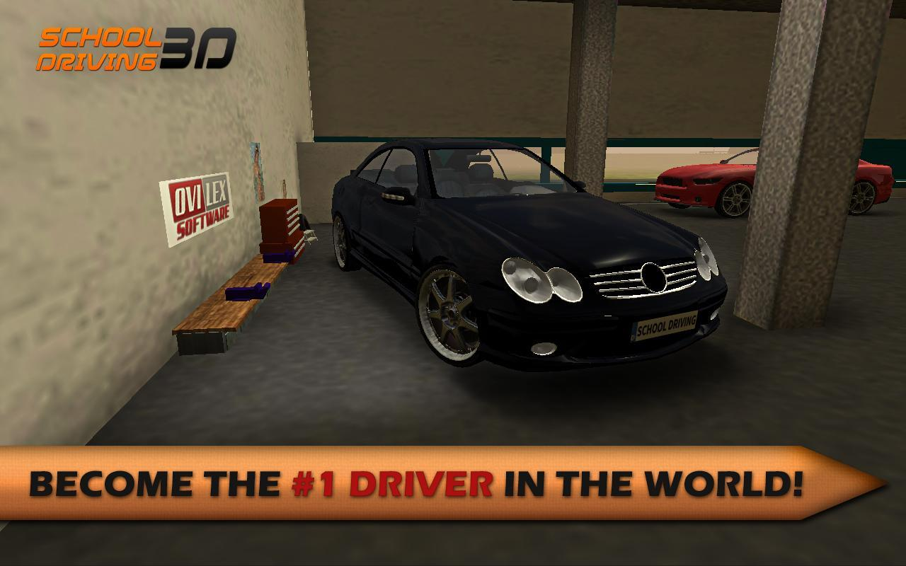 School Driving 3D 2.1 Screenshot 8