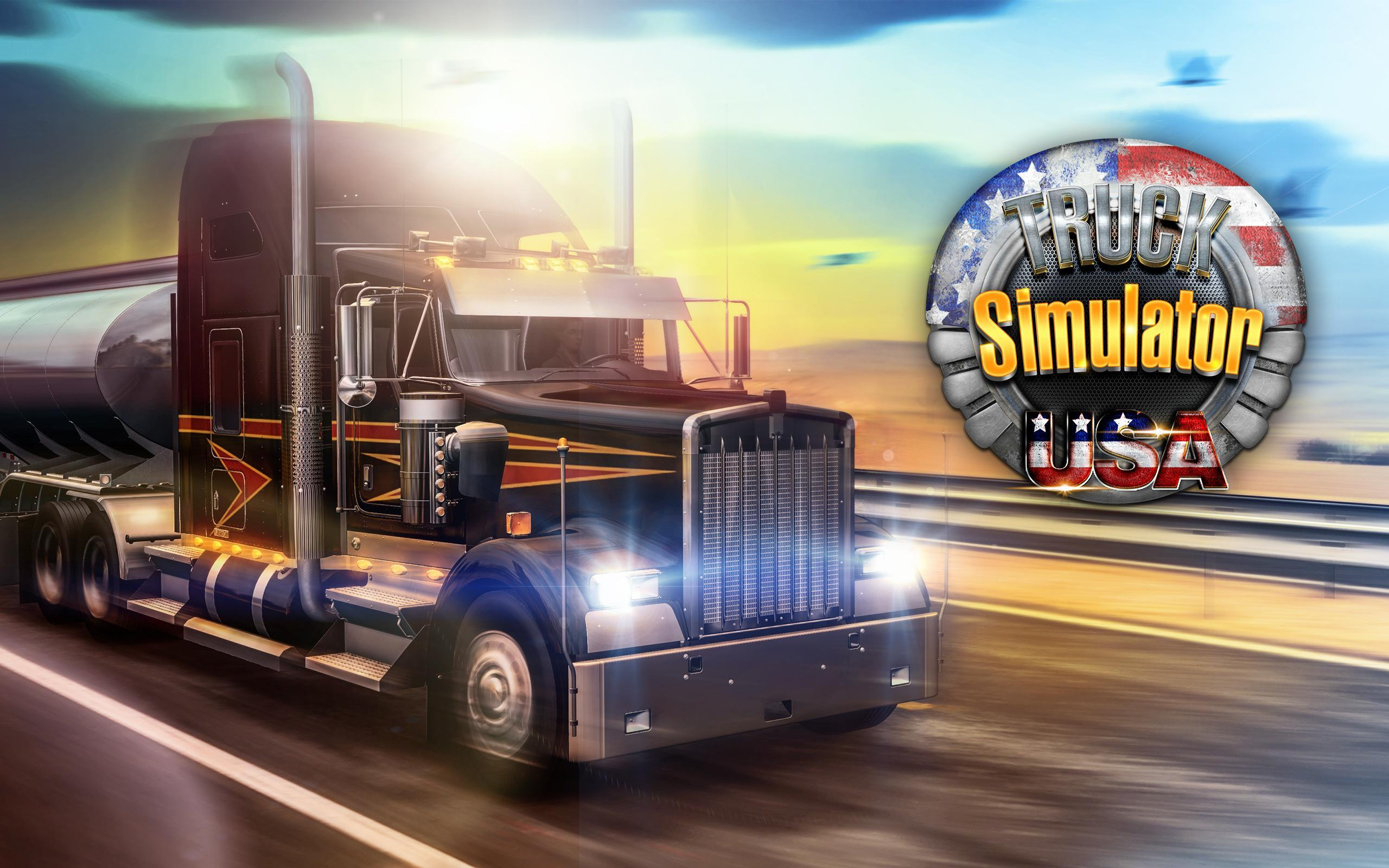 Truck Simulator USA 2.2.0 Screenshot 1