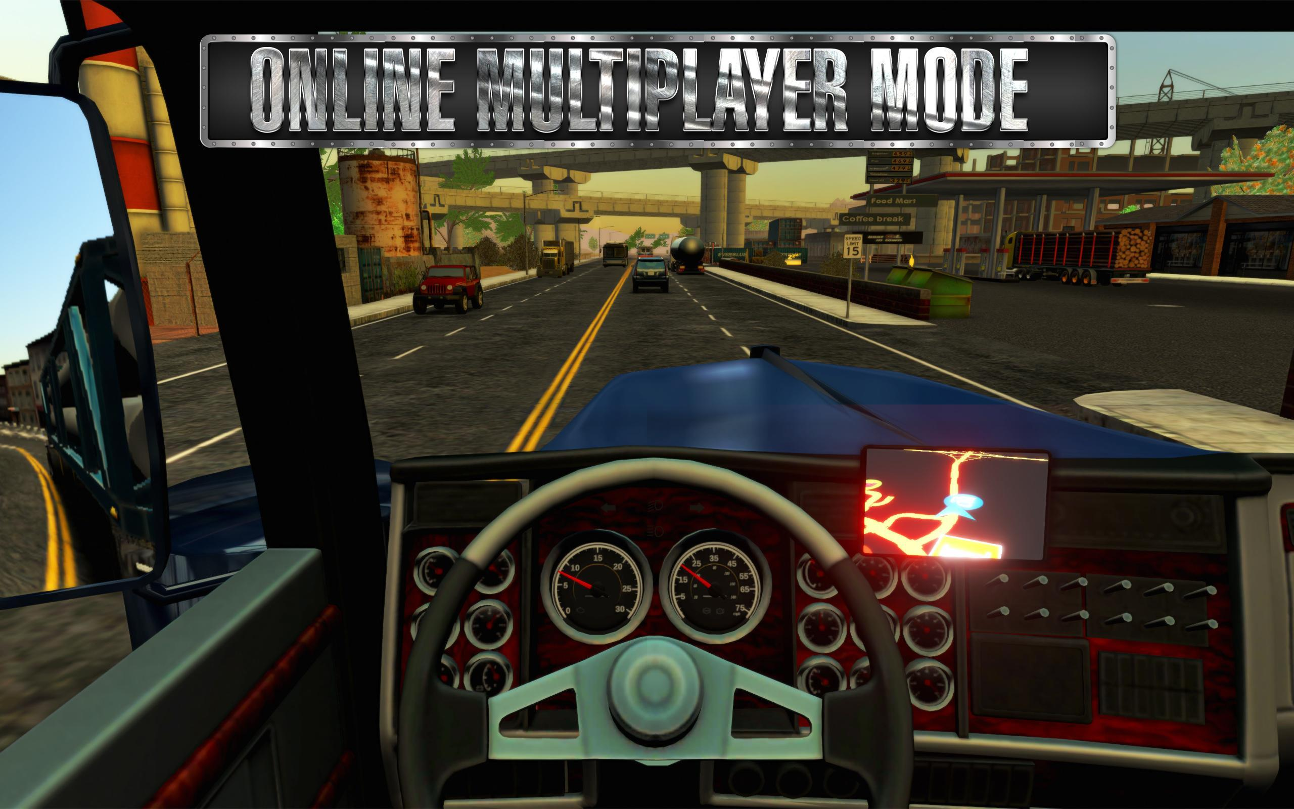 Truck Simulator USA 2.2.0 Screenshot 11