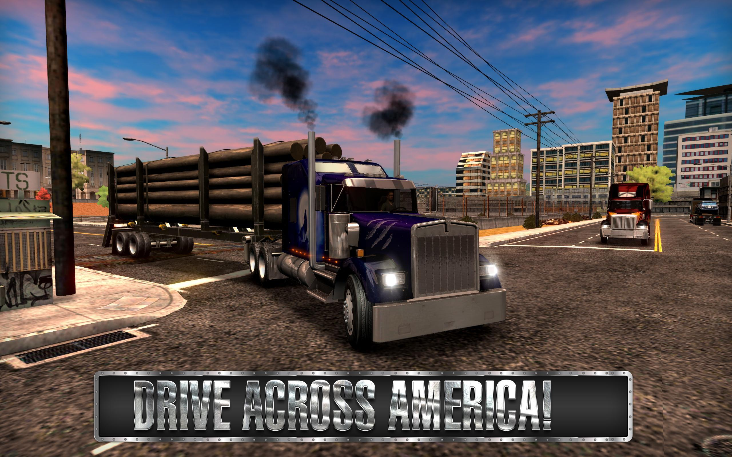 Truck Simulator USA 2.2.0 Screenshot 2
