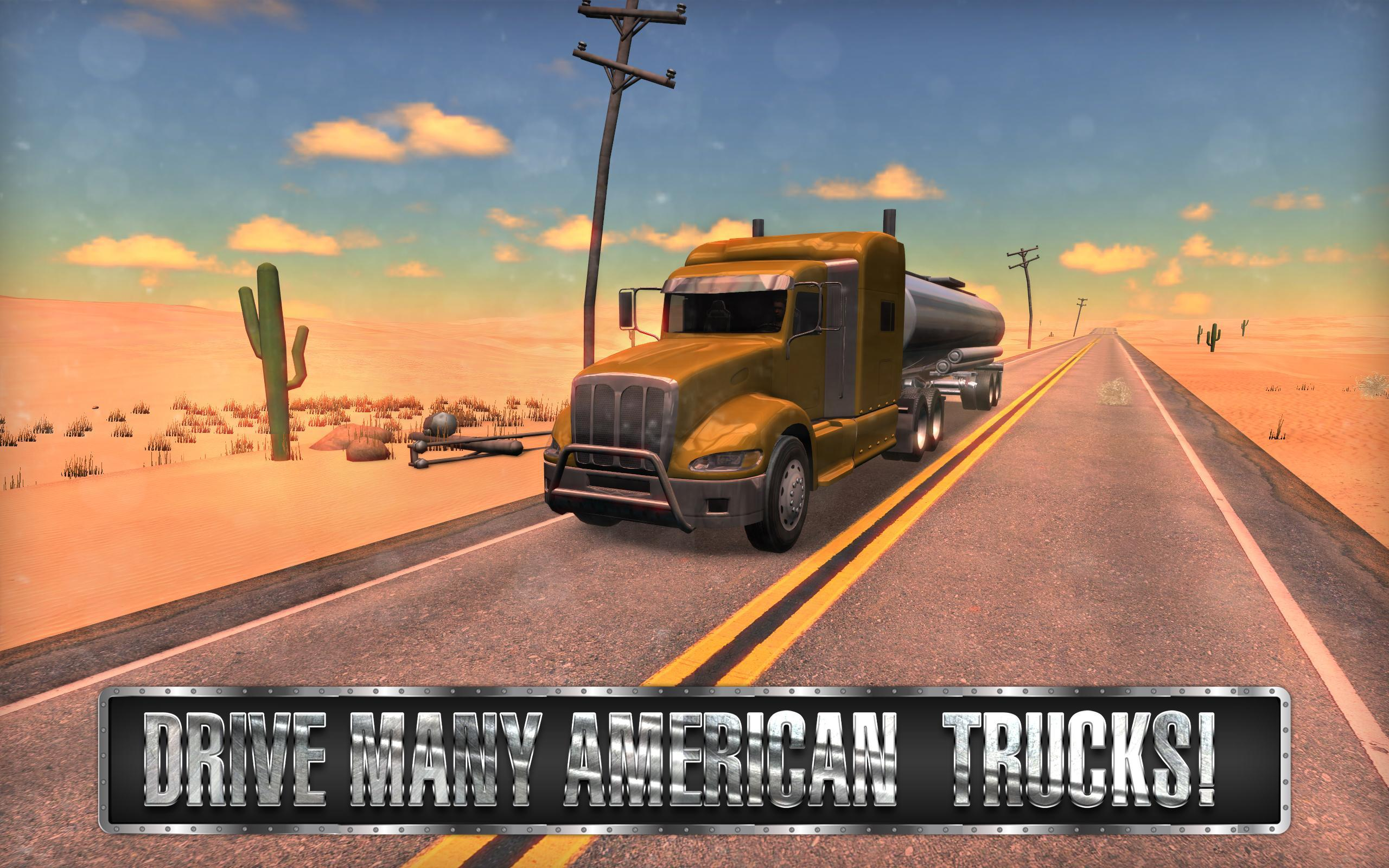 Truck Simulator USA 2.2.0 Screenshot 20