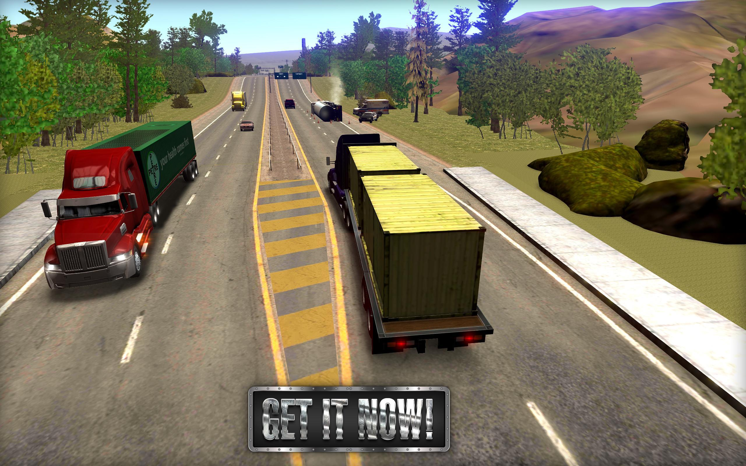 Truck Simulator USA 2.2.0 Screenshot 8